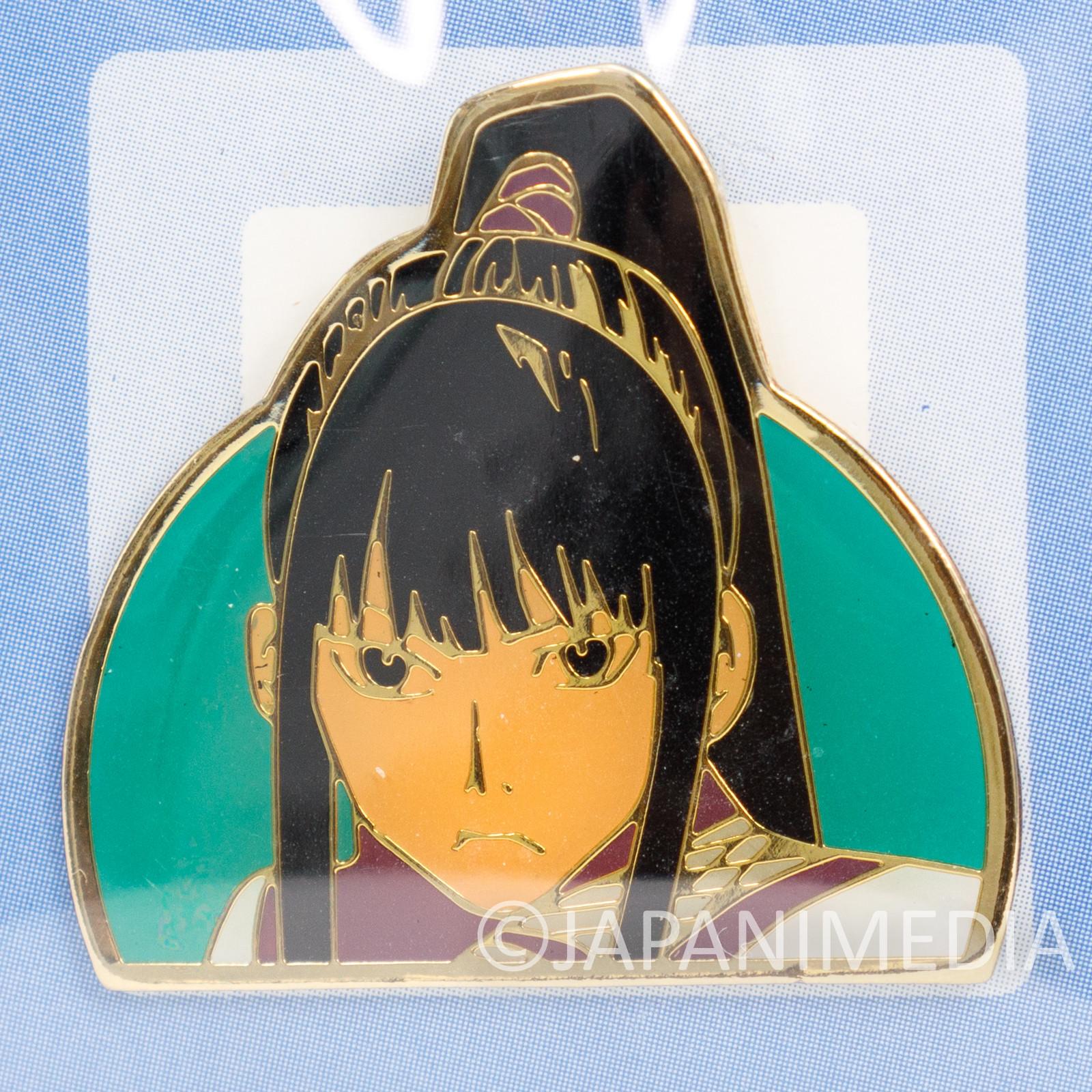 D.Gray-man Yu Kanda Metal Pins JAPAN ANIME MANGA