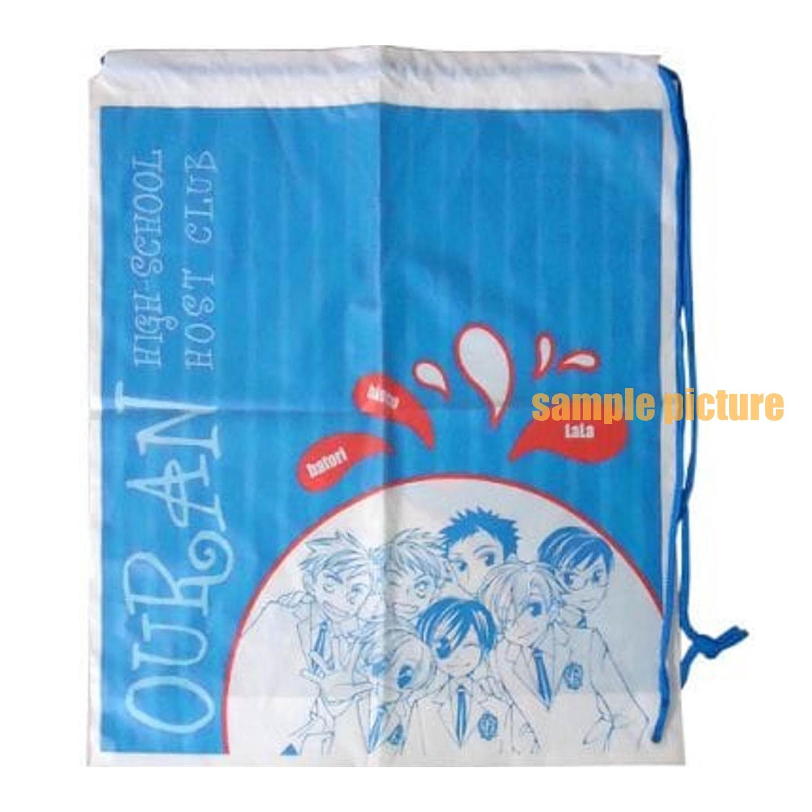 Ouran High School Host Club Vinyl bag JAPAN MANGA