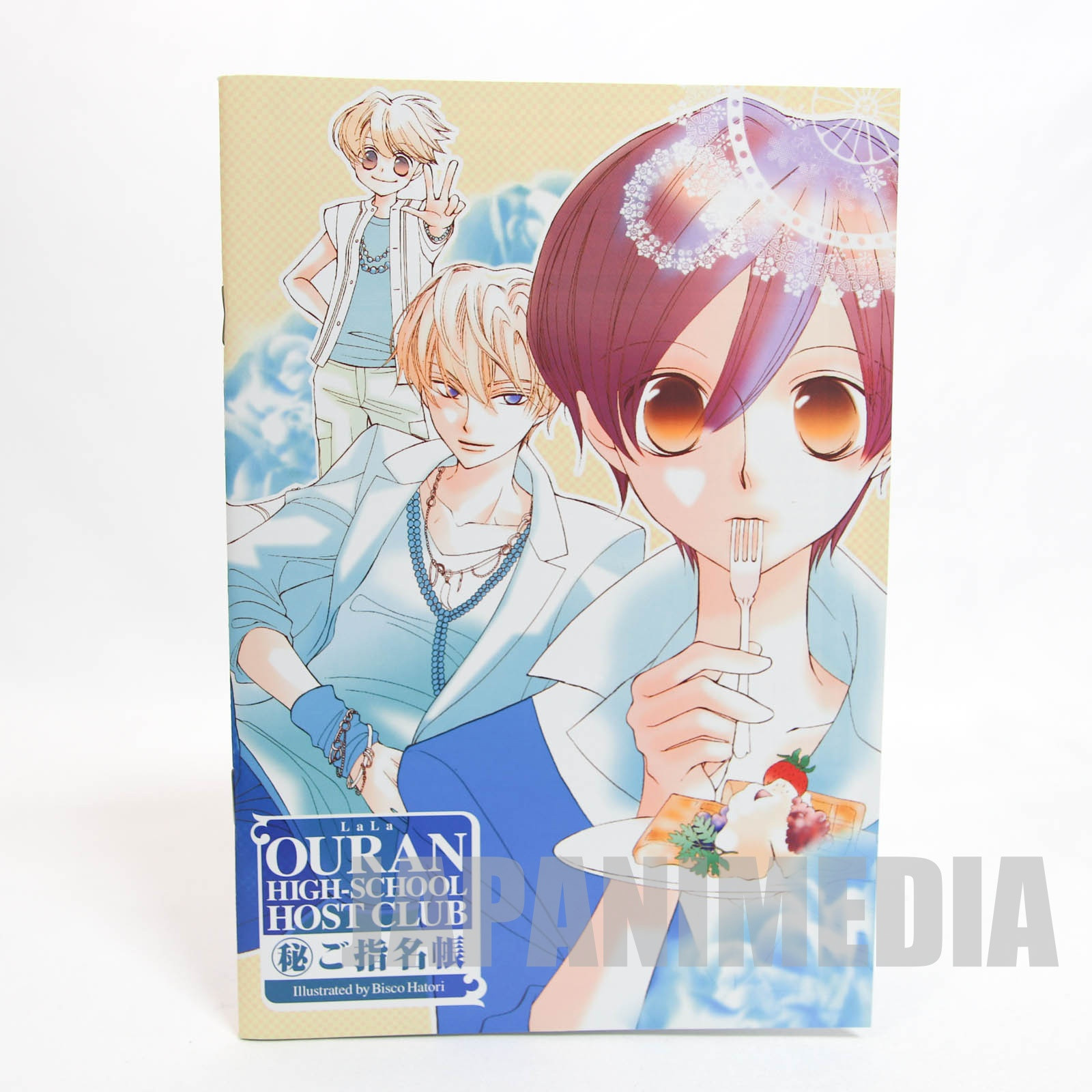 Ouran High School Host Club Notebook JAPAN MANGA