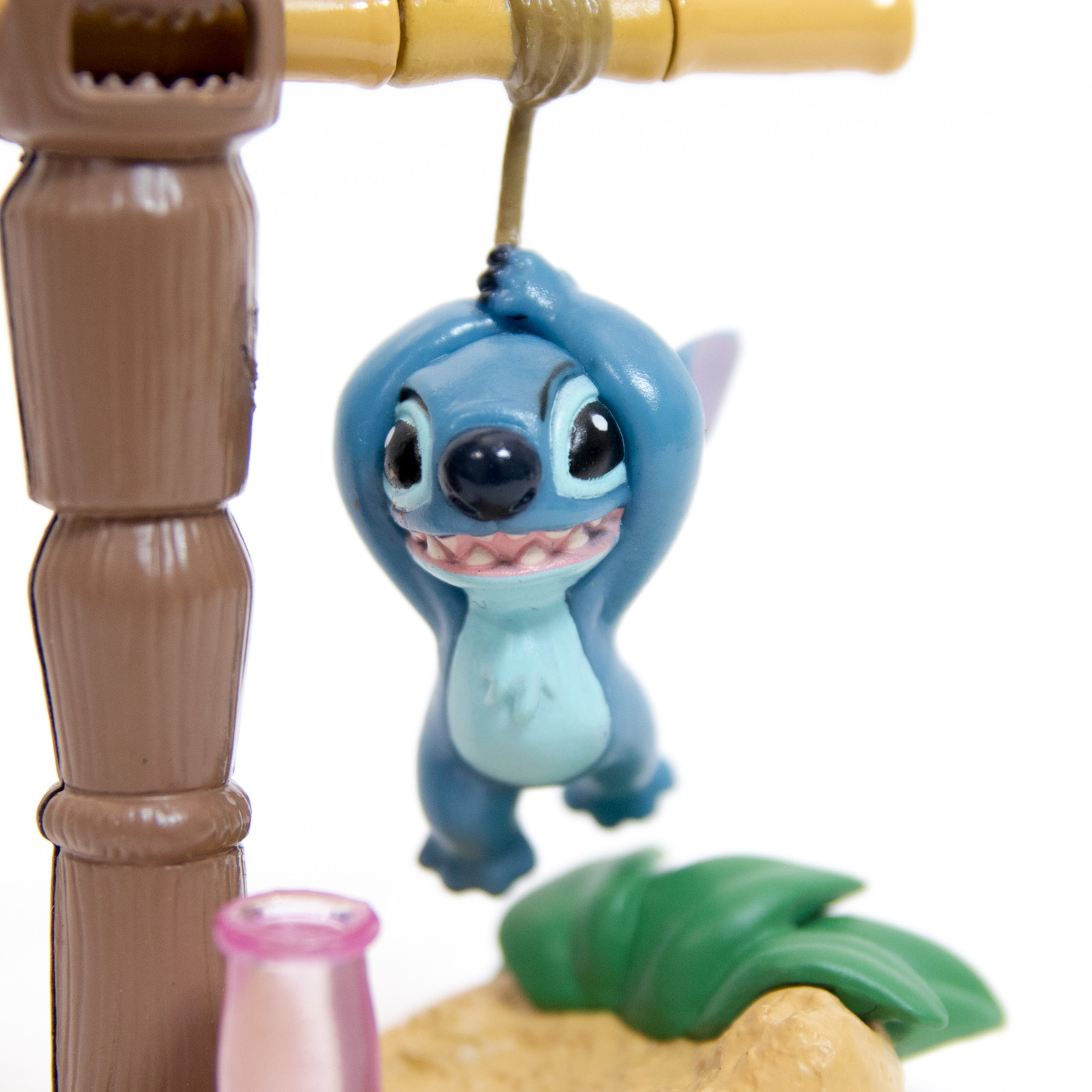 Stitch Swinging Figure Series Totem Pole ver. F-Toys Disney JAPAN ANIME