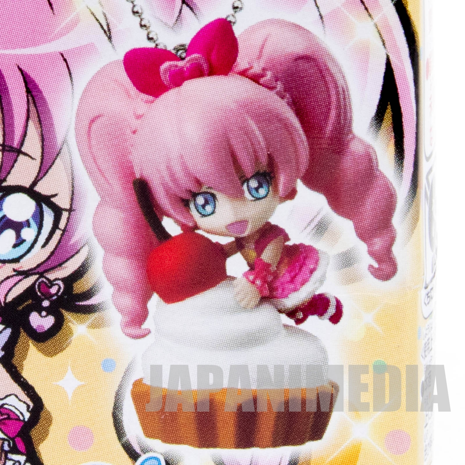 Suite PreCure Cure Melody PreCure Sweets mascot Figure Keychain JAPAN ANIME