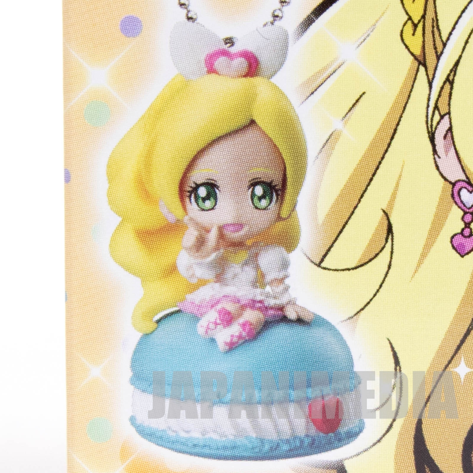 Suite PreCure Cure Rhythm PreCure Sweets mascot Figure Keychain JAPAN ANIME