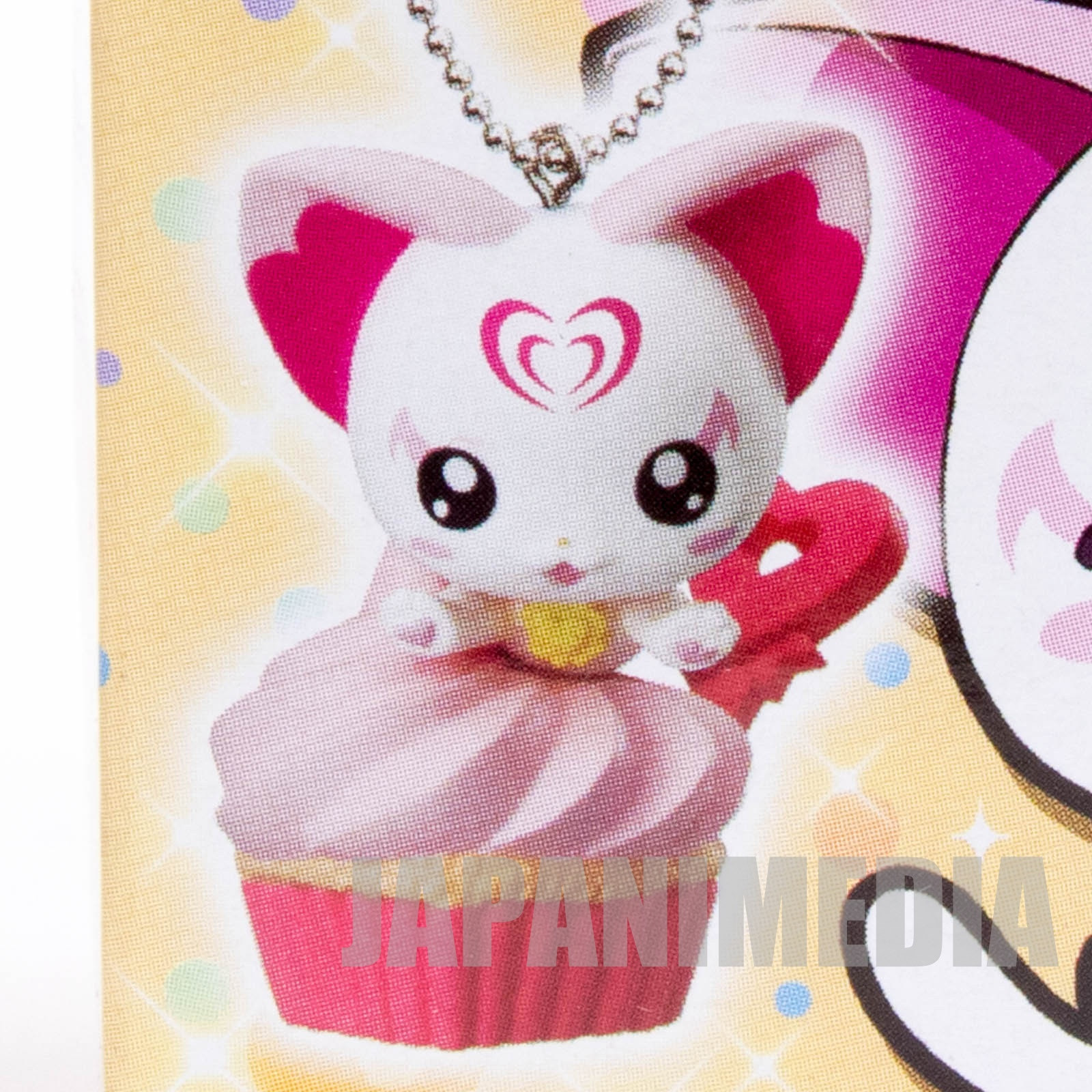 Suite PreCure Hummy PreCure Sweets mascot Figure Keychain JAPAN ANIME