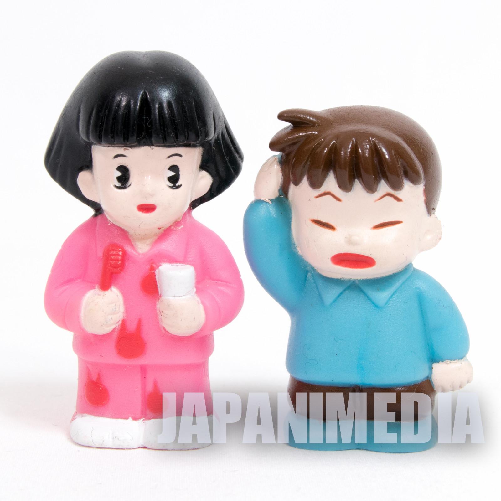 Mama wa Shogaku 4 Nensei Small Figure Natsumi & Daihei JAPAN ANIME MANGA