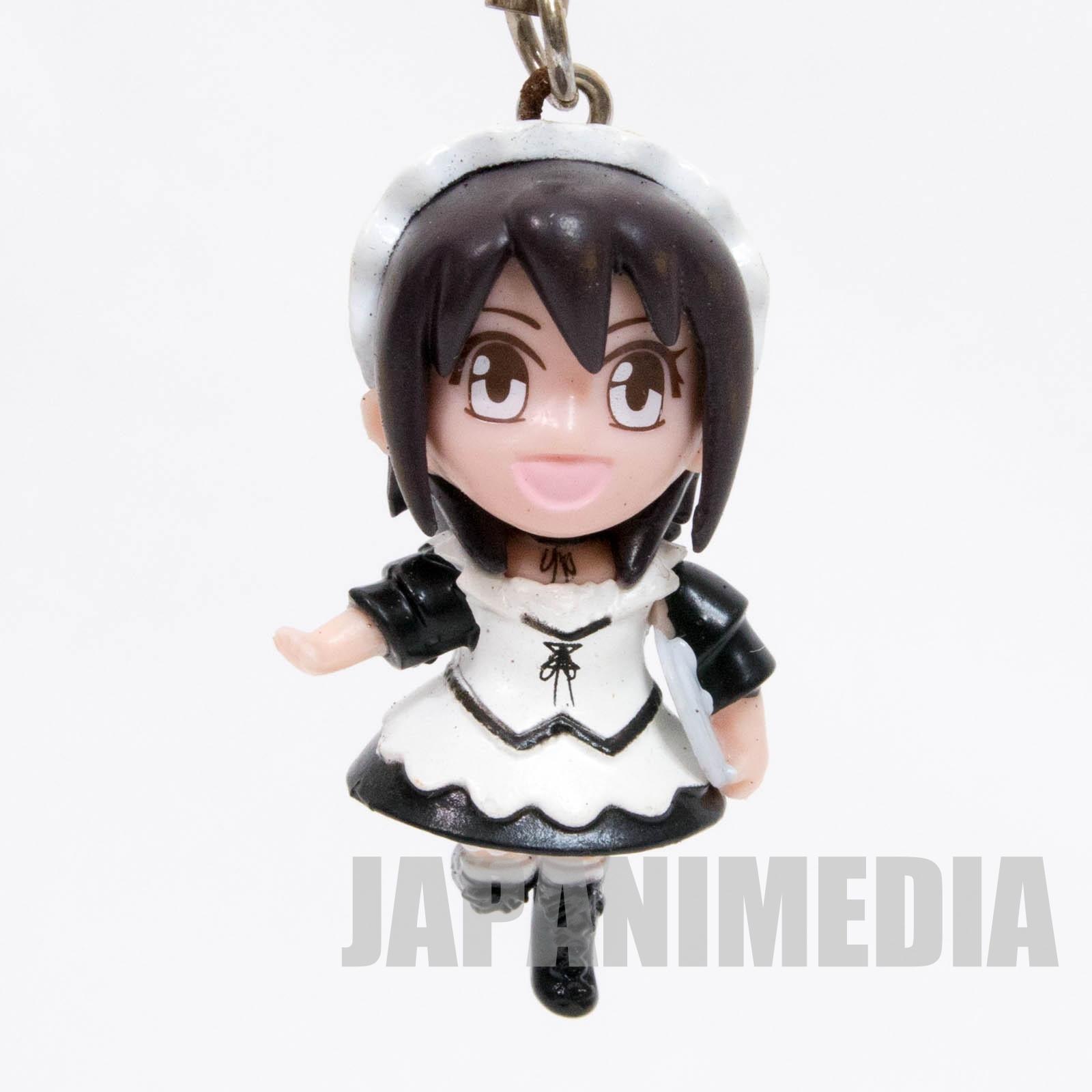 Kaichou wa Maid Sama! Misaki-chan Figure strap JAPAN MANGA