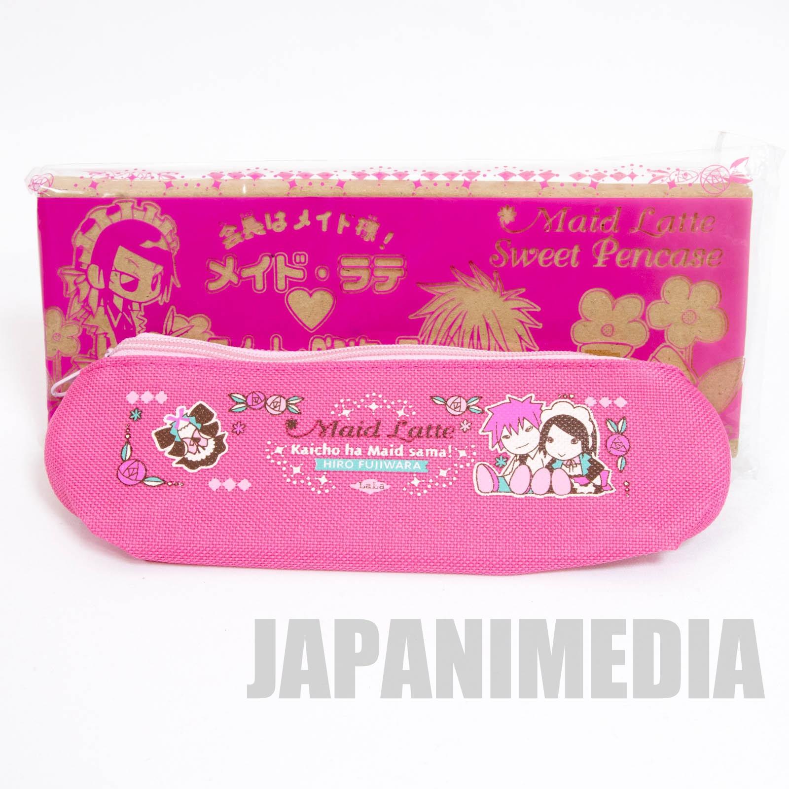 Kaichou wa Maid Sama! Maid Latte Sweet Pen case [Misaki | Usui] JAPAN MANGA