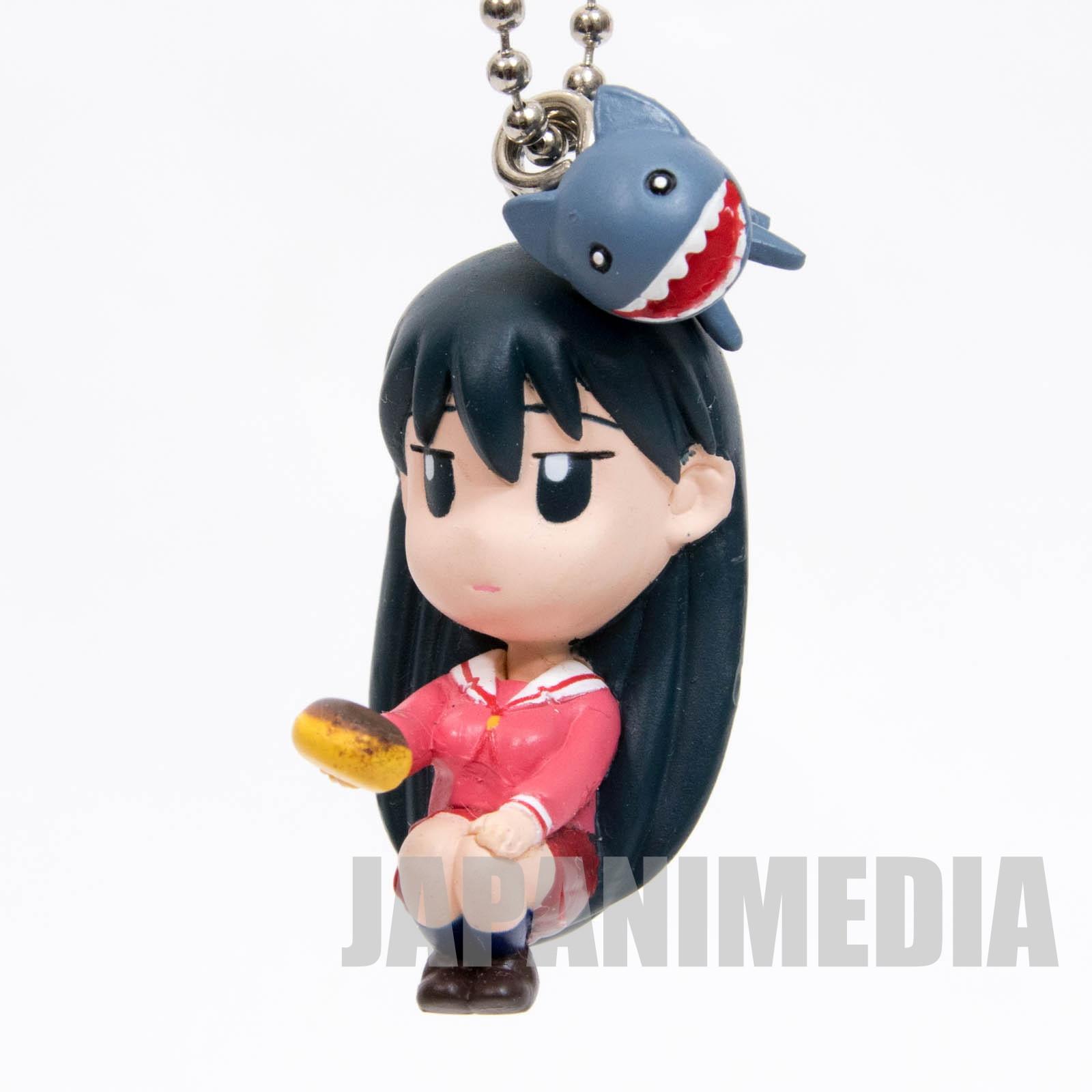 Azumanga Daioh Sakaki san Swing Azumanga Figure Keychain JAPAN MANGA