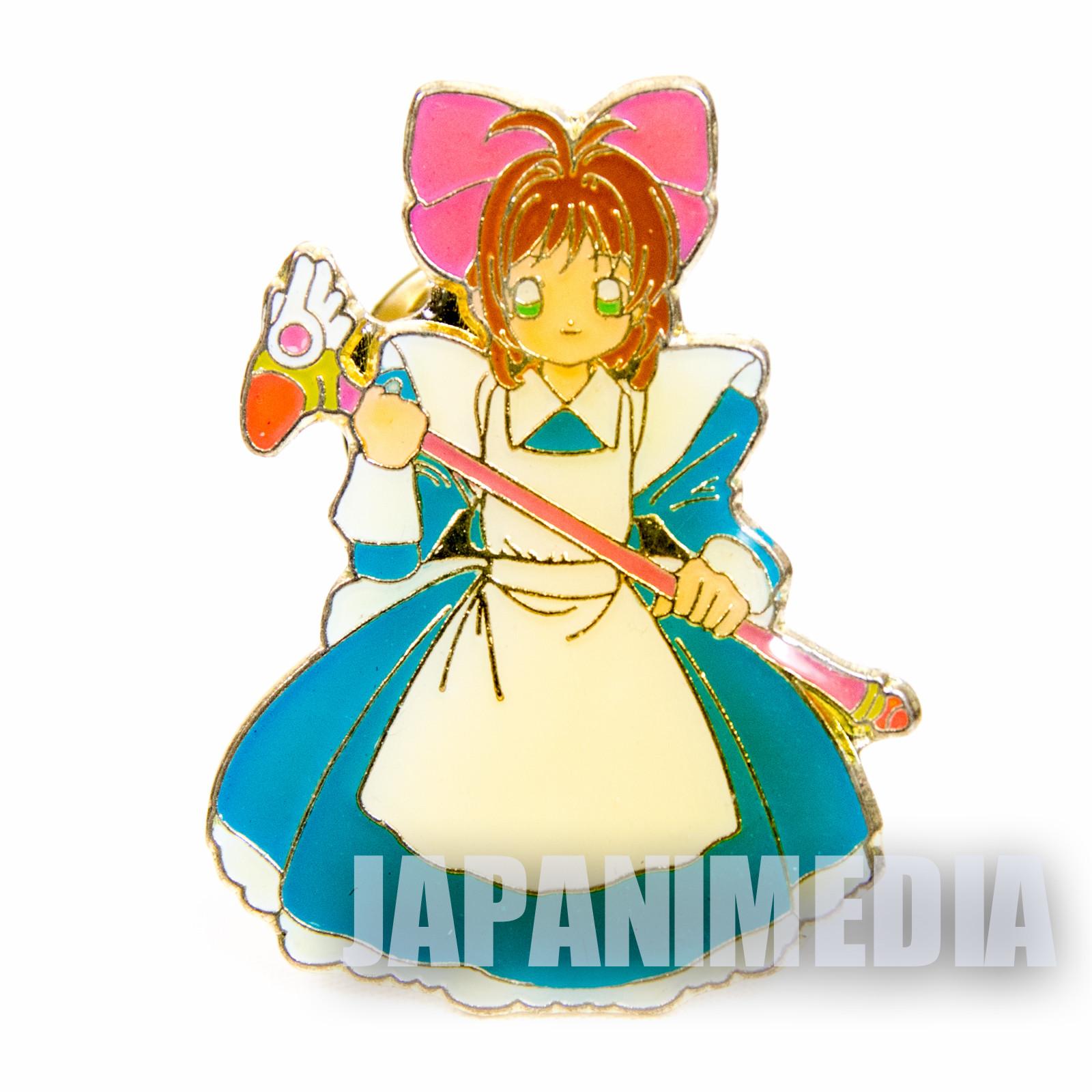 Cardcaptor Sakura Kero-chan & Spinel Sun Sakura Pins CLAMP JAPAN ANIME #19