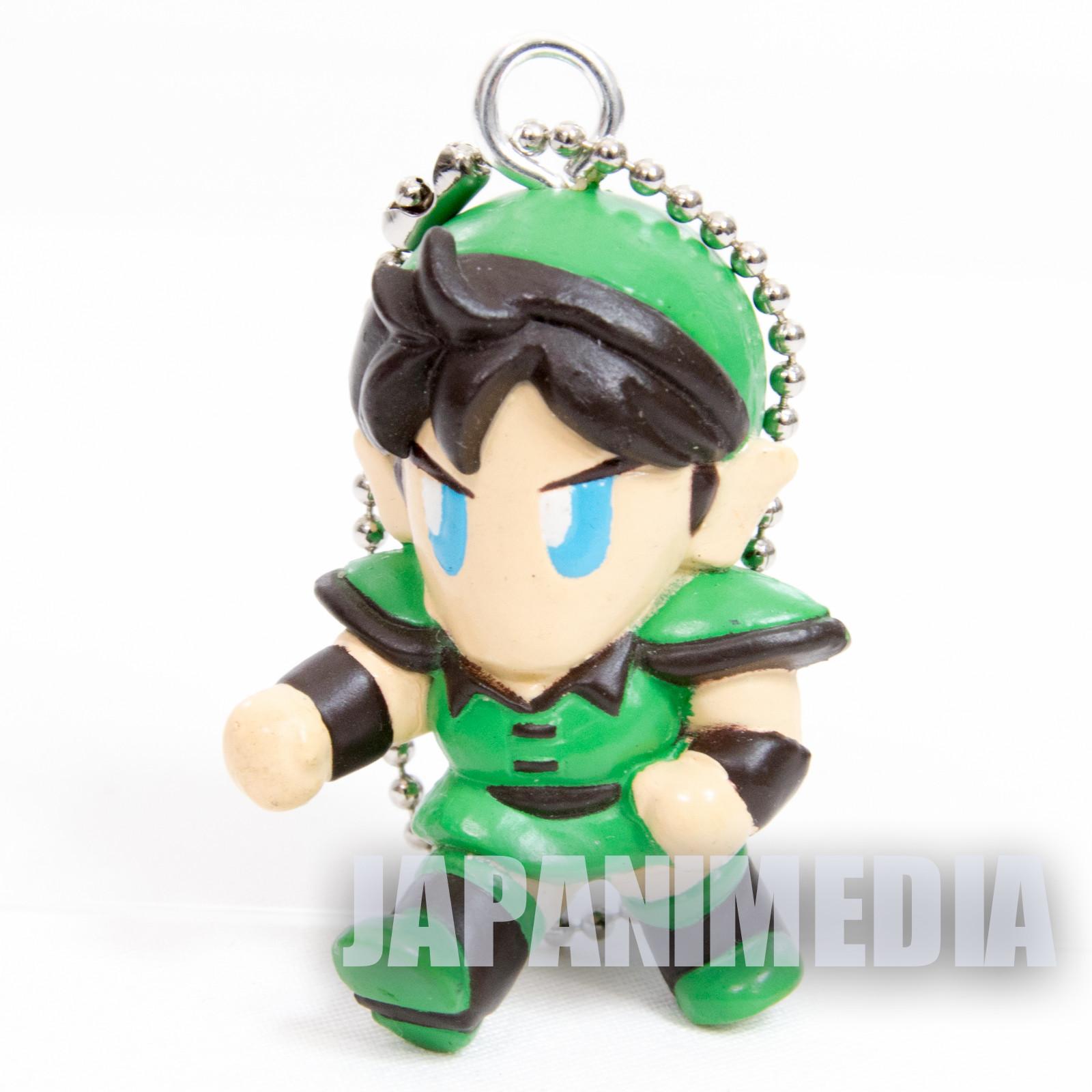 Final Fantasy Thief Mascot Figure Ballchain JAPAN SQUARE ENIX