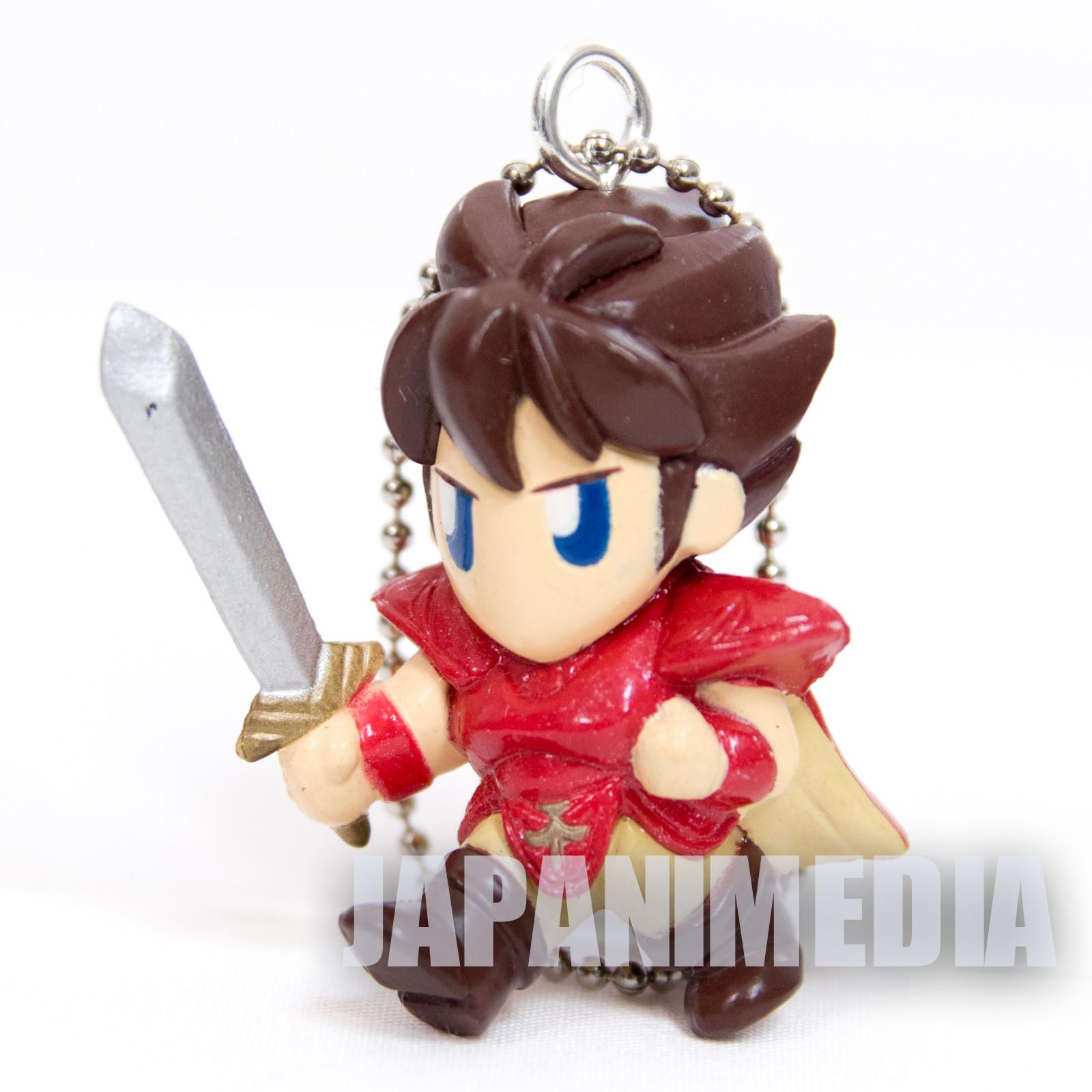 Final Fantasy Paladin Mascot Figure Ballchain JAPAN SQUARE ENIX