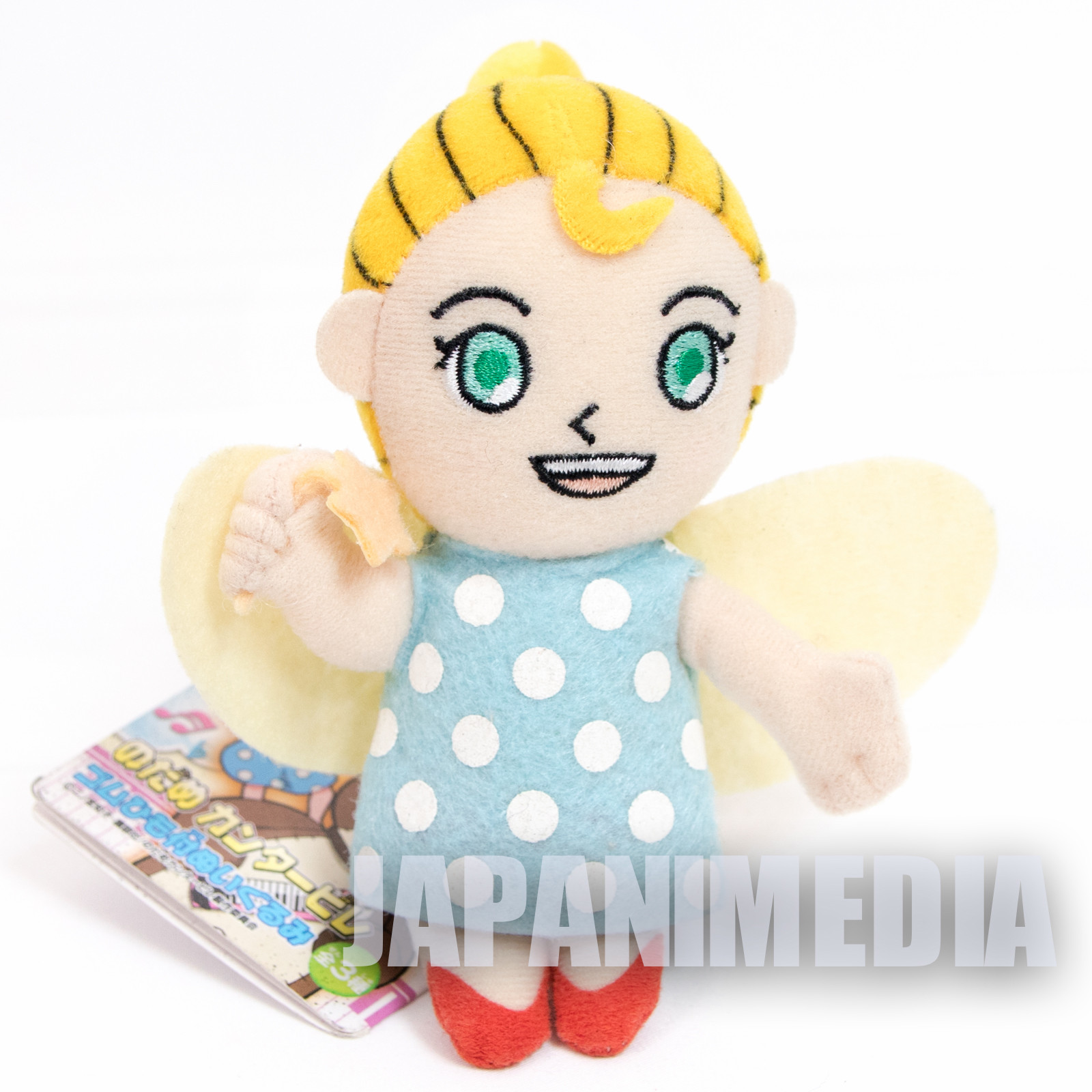 Nodame Cantabile Fairy Puririn Plush Doll Strap JAPAN ANIME