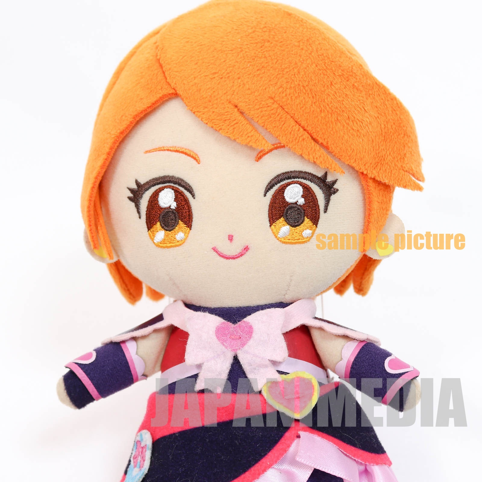 Futari wa Pretty Cure Cure Black Cure Friends Plush doll JAPAN ANIME 2