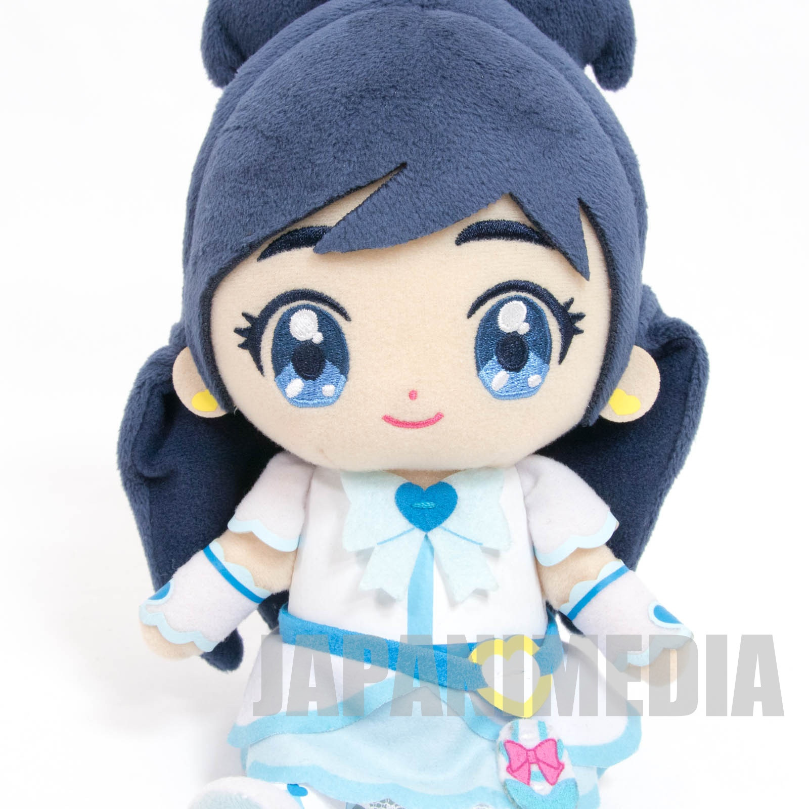 Futari wa Pretty Cure Cure White Cure Friends Plush doll JAPAN ANIME
