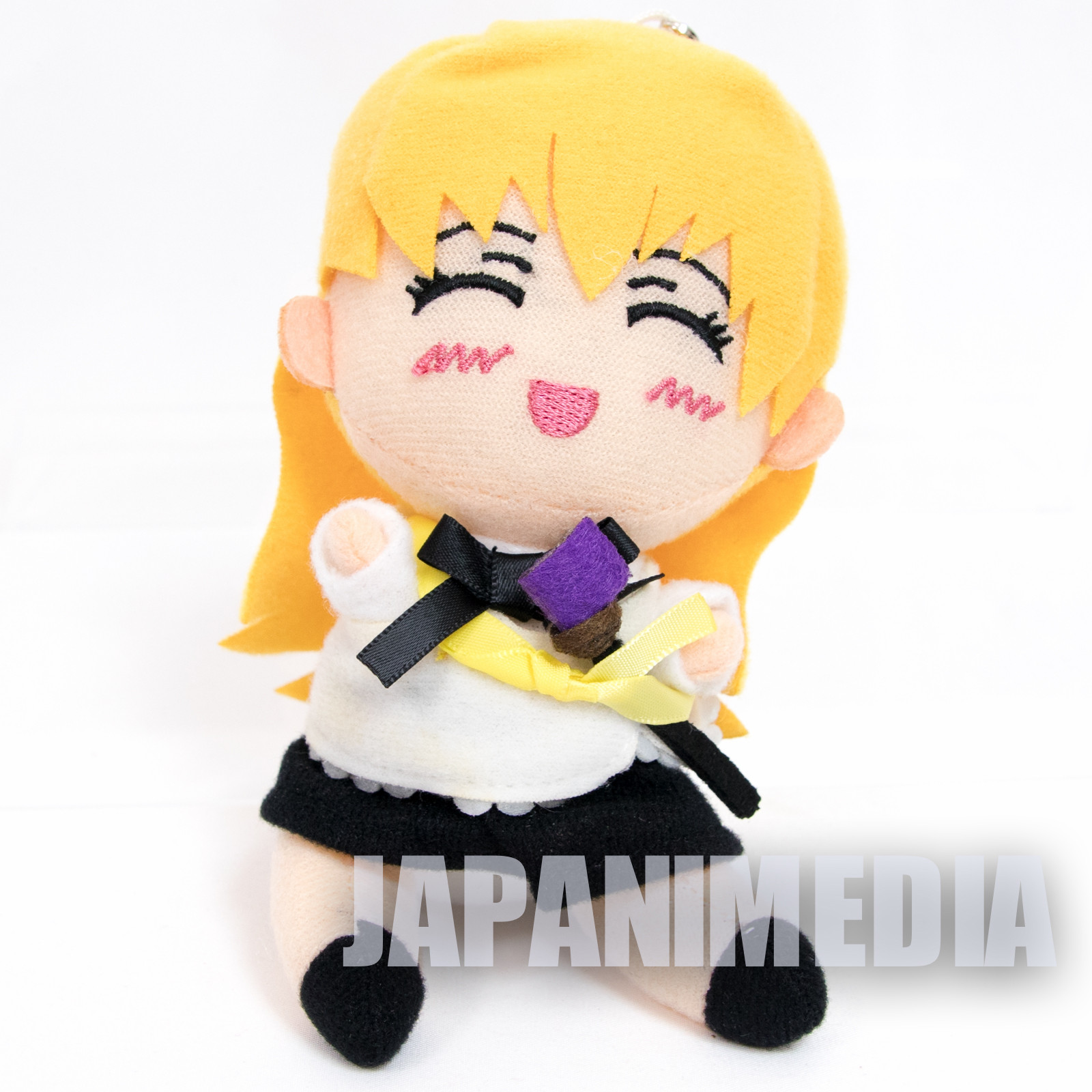 WORKING!! Yachiyo Todoroki Mini Plush Doll Strap JAPAN ANIME MANGA