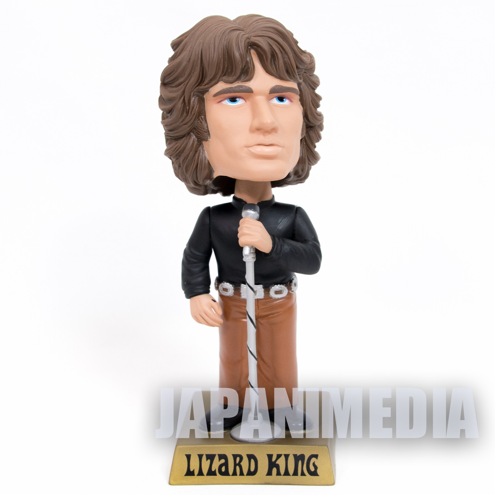 The DOORS Jim Morrison Bobbin Bobble-head Figure Funko