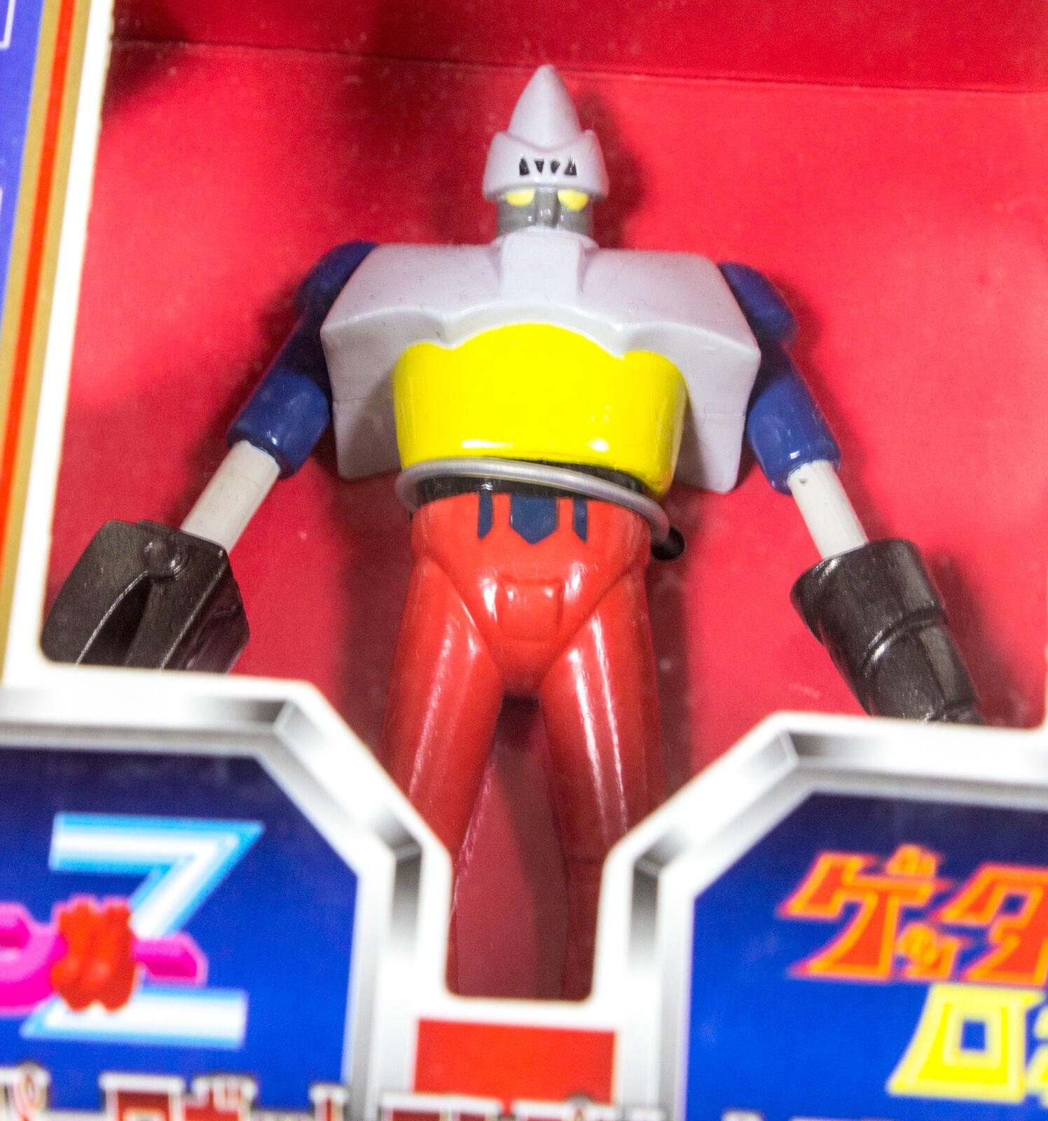 Getter Robo #2 Figure Super Robot Collection Banpresto JAPAN ANIME TOEI