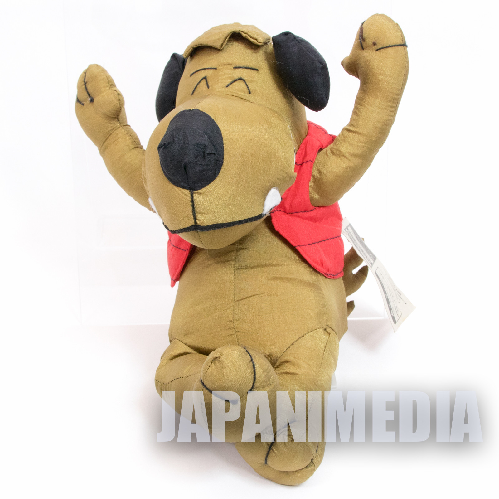 Wacky Races Muttley Plush Doll 1997 SEGA JAPAN Hanna-Barbera