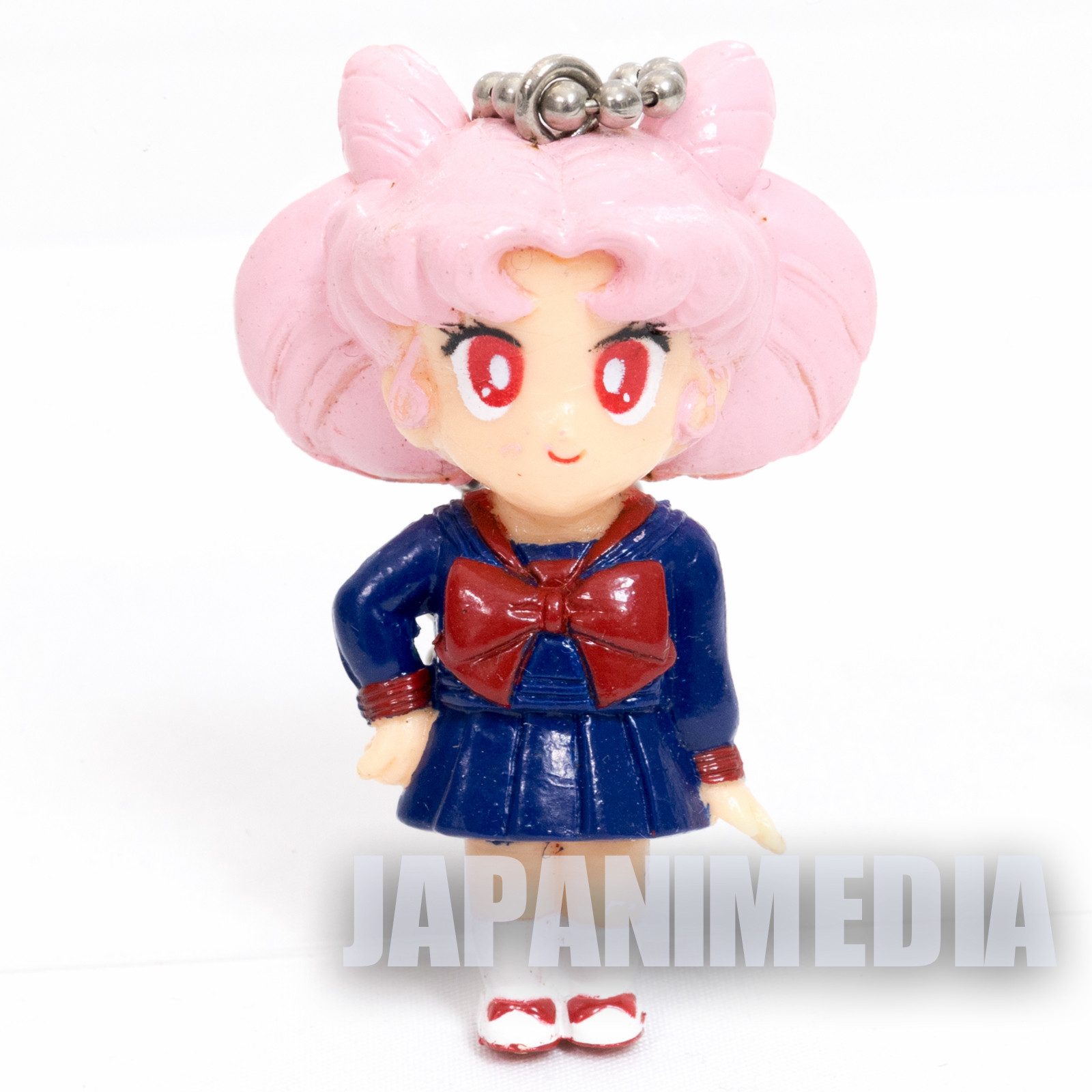 Sailor Moon Chibi Moon (Chibiusa) Figure Ballchain JAPAN ANIME MANGA 2