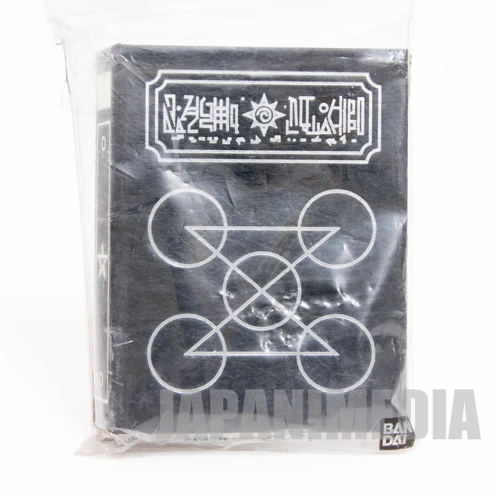 Zatch Bell! Spell Book The Card Battle Card case (Brago ver. Black) JAPAN ANIME