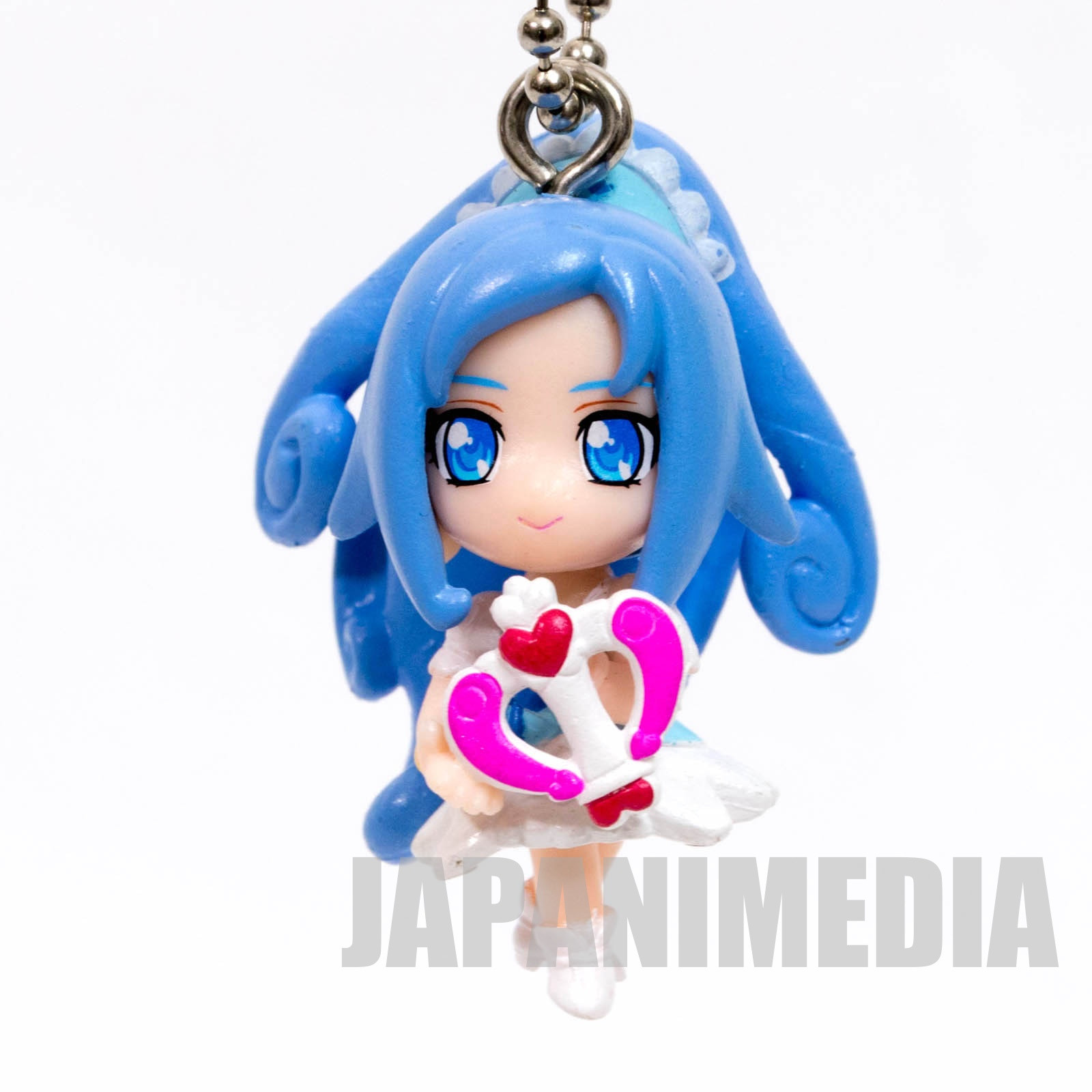 Doki Doki! PreCure Cure Diamond Doki Doki Precure swing Mascot Figure Ball Keychain JAPAN ANIME