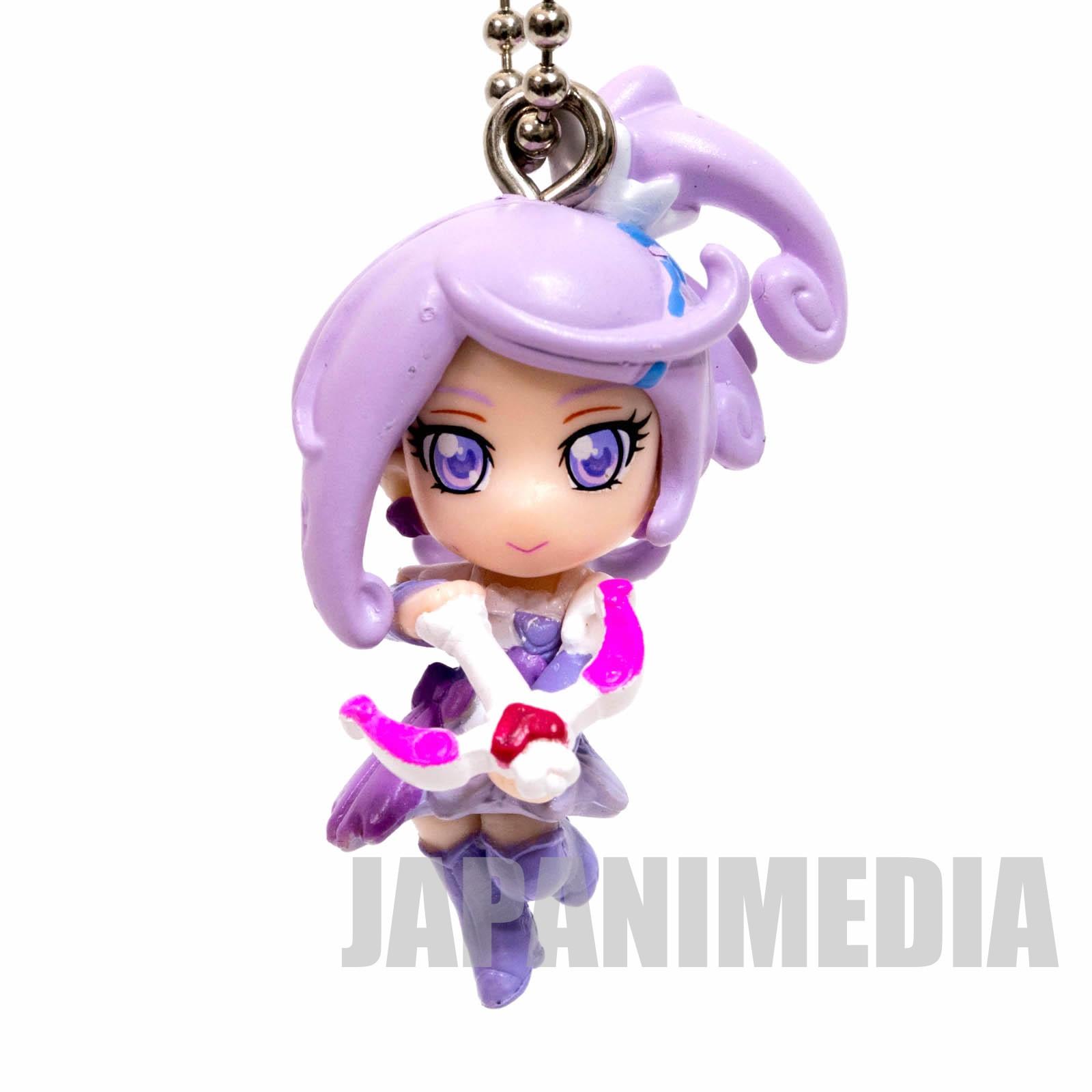 Doki Doki! PreCure Cure Sword Doki Doki Precure swing Mascot Figure Ball Keychain JAPAN ANIME