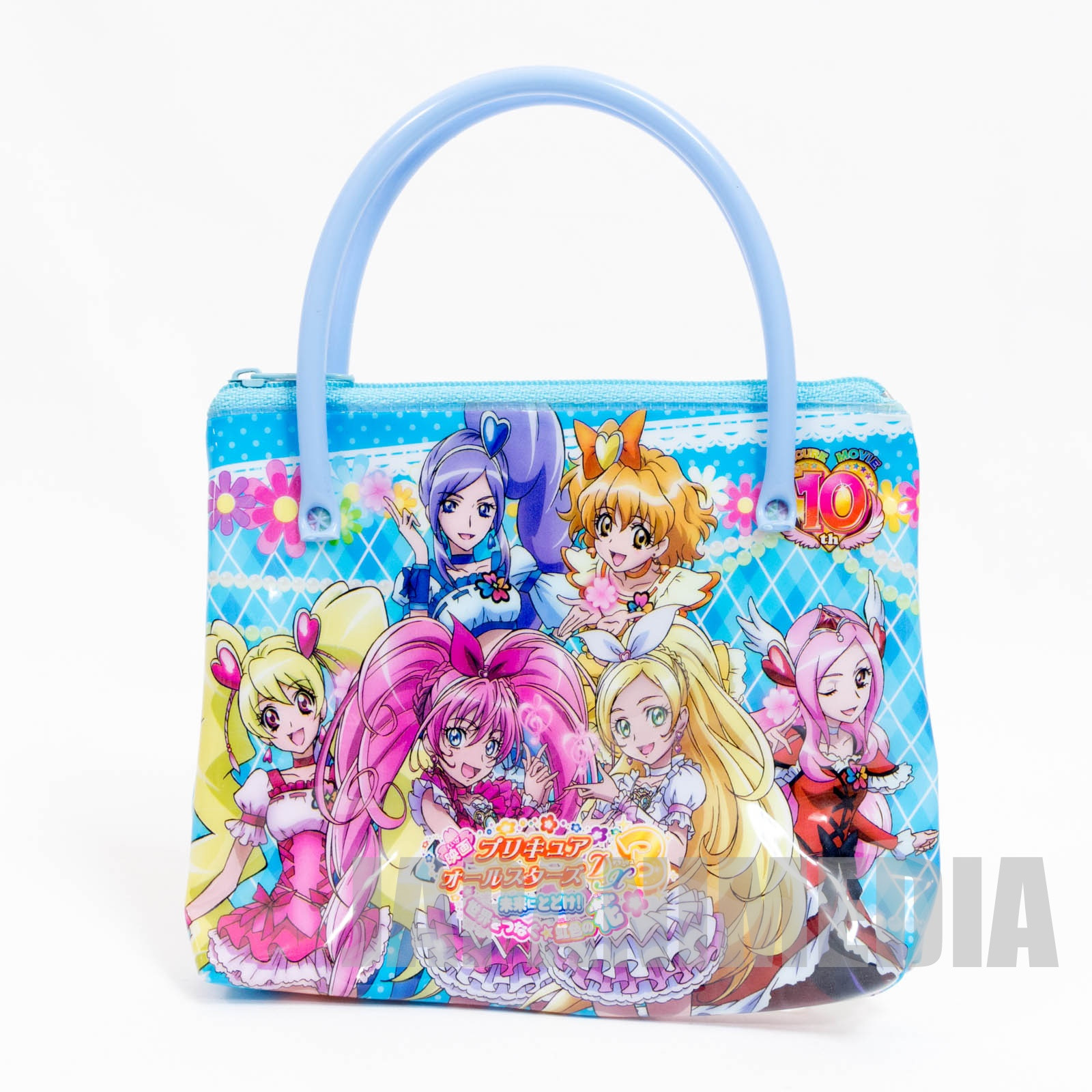 Pretty Cure All Stars Nylon Mini Bag JAPAN ANIME