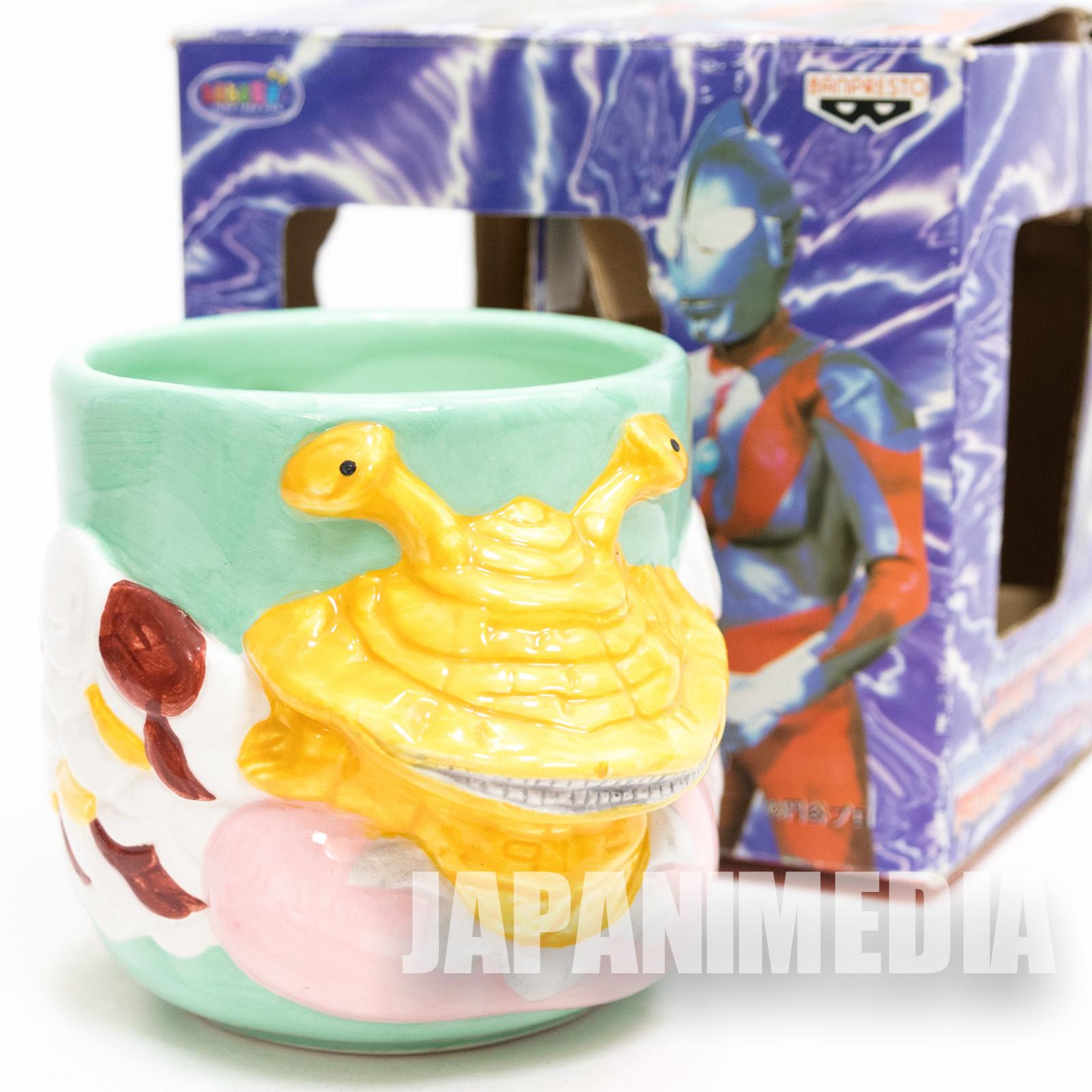 Ultraman Kanegon 3D Art Mug Banpresto JAPAN ANIME MANGA