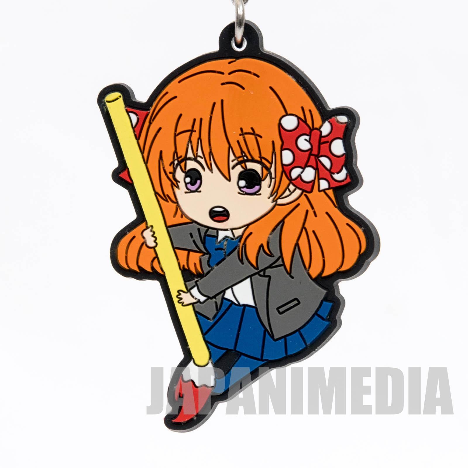 Monthly Girls' Nozaki-Kun Chiyo Sakura Rubber strap collection JAPAN ANIME MANGA