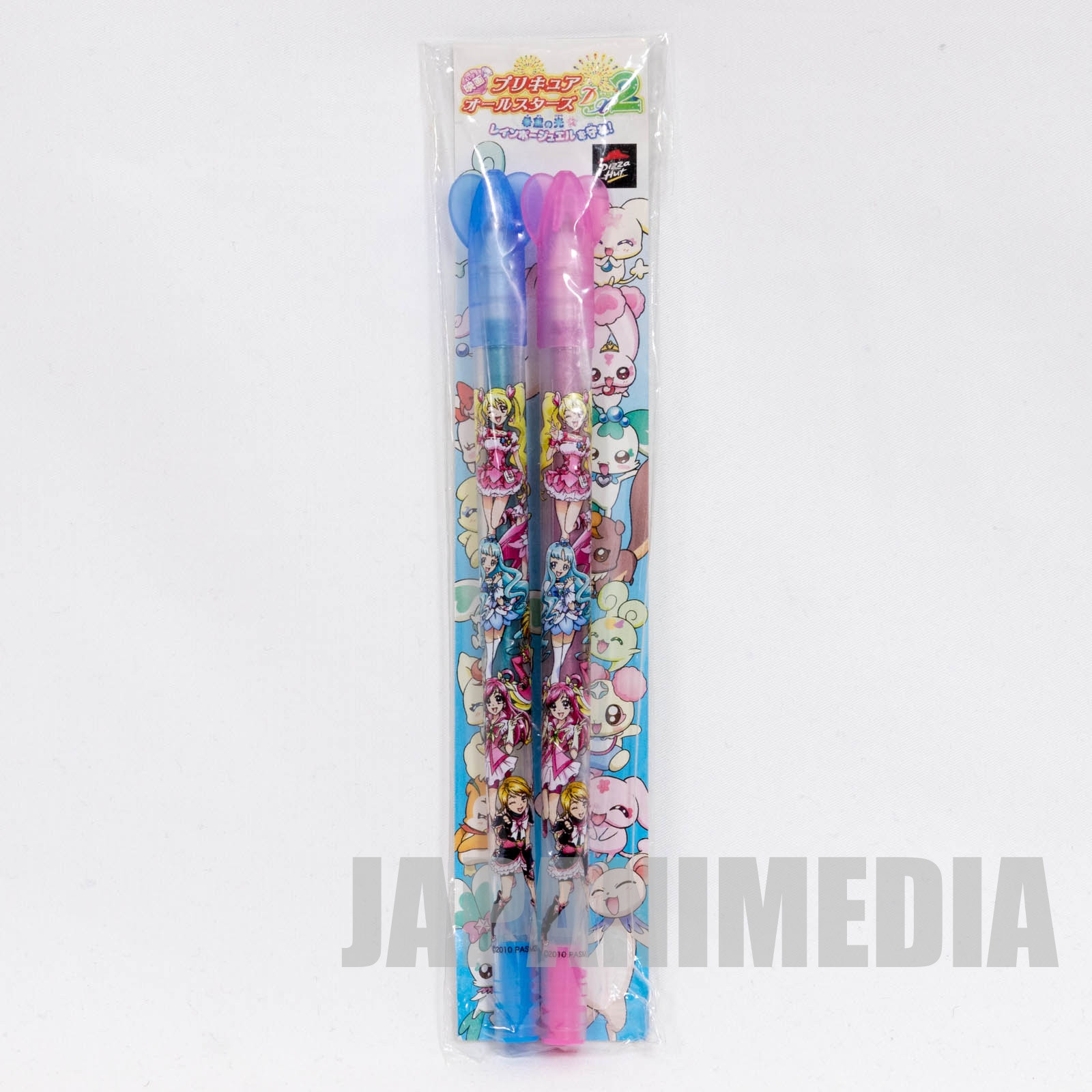 Pretty Cure All Stars Color Ballpoint Pen 2pc set JAPAN ANIME