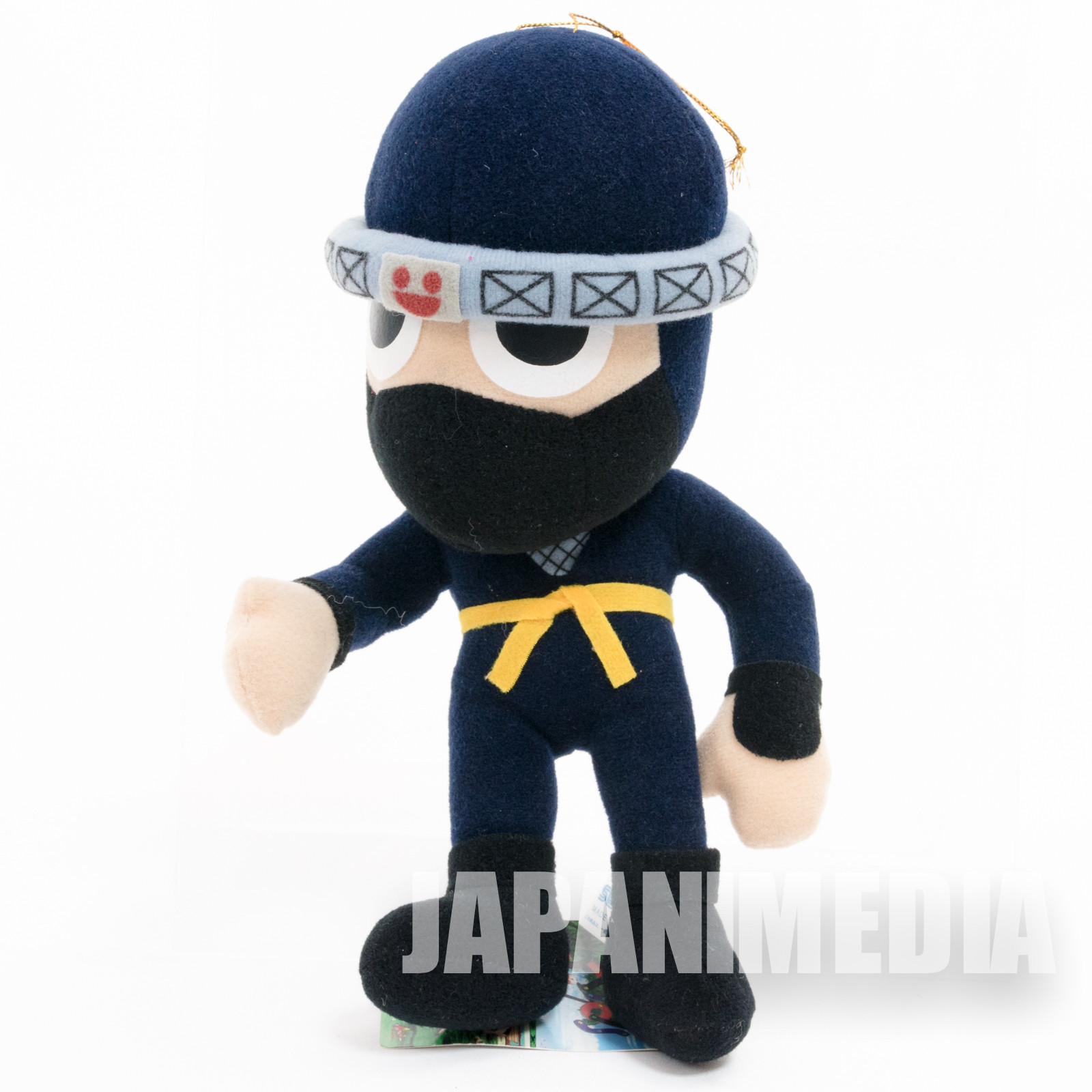 Virtua Fighter Kids Kagemaru Plush Doll SEGA 1996 JAPAN