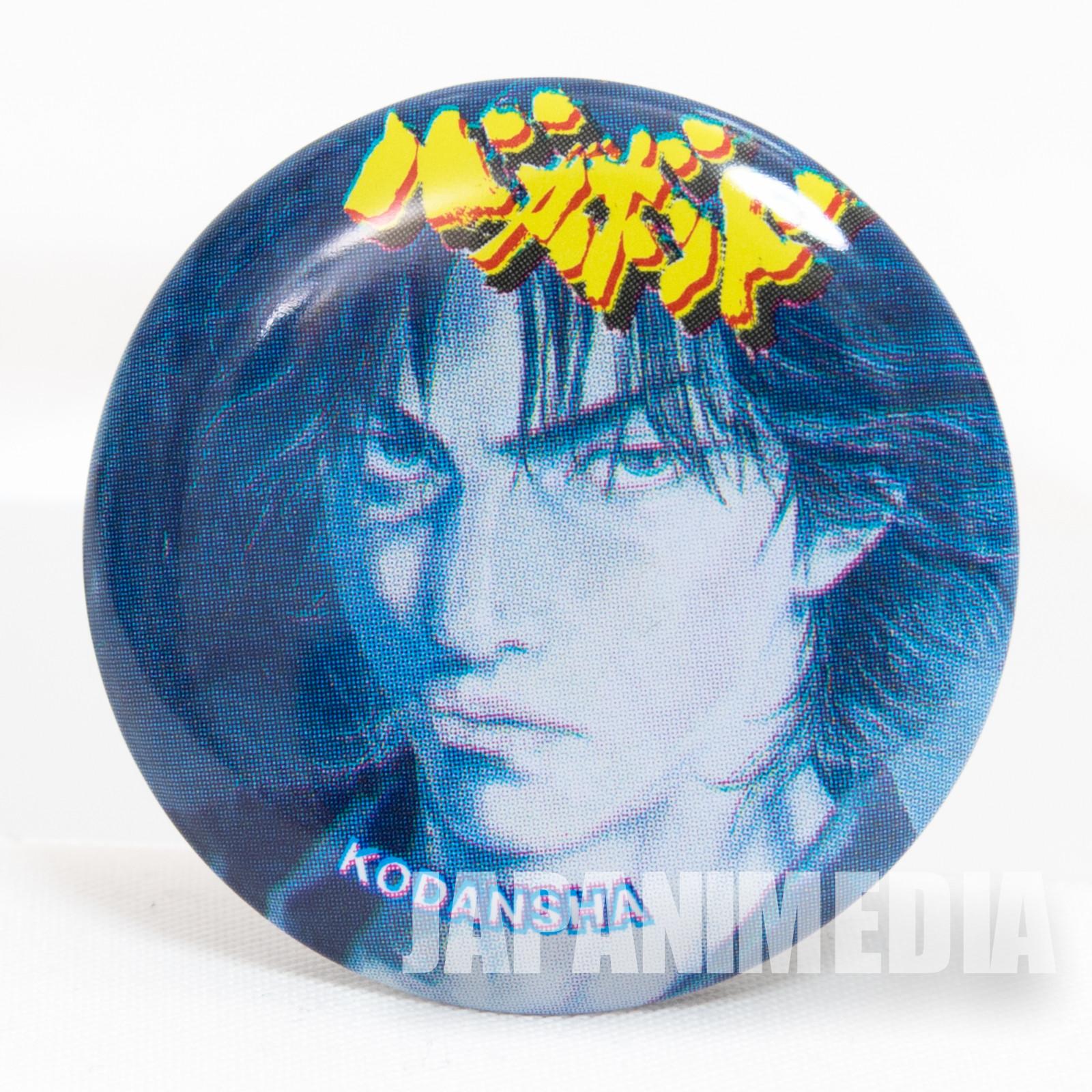 Vagabond Musashi Miyamoto Can Button Bagde Pins Takehiko Inoue JAPAN