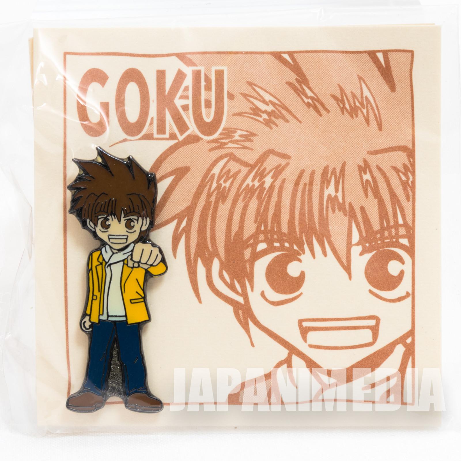 Gensomaden SAIYUKI Son Goku Metal Pins JAPAN ANIME MANGA 2