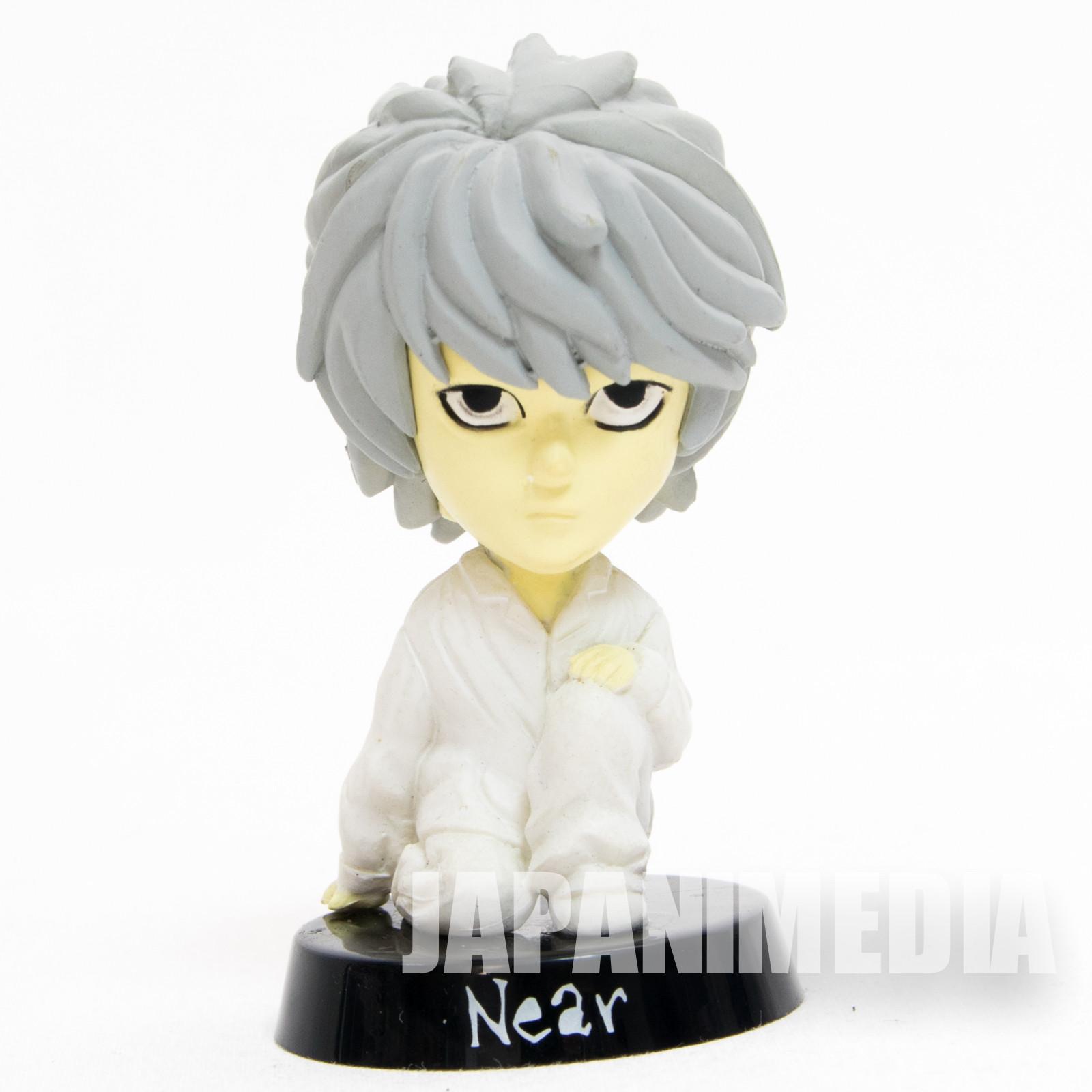 Death Note Near Bobble Bobbin Head Figure JAPAN ANIME MANGA