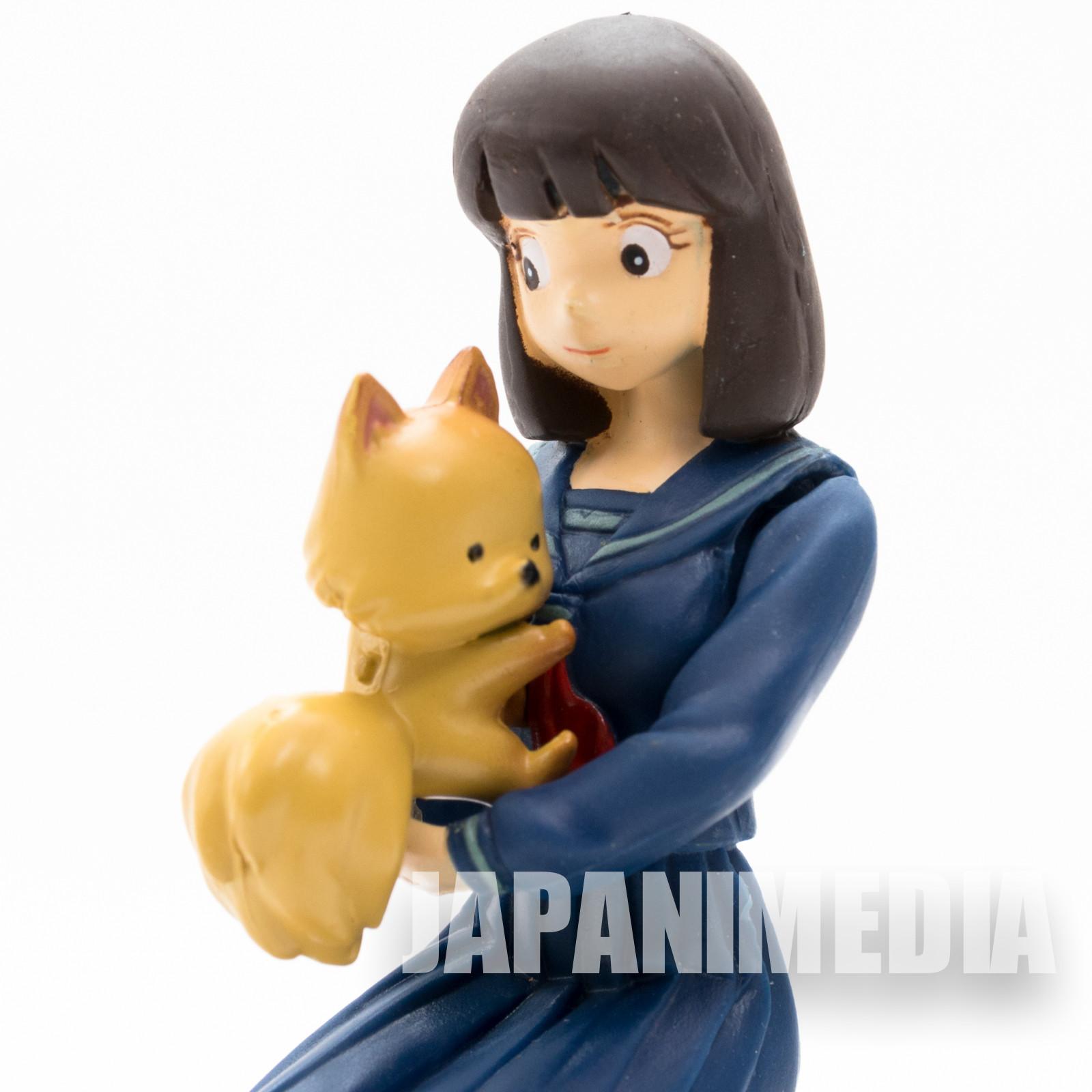 Urusei Yatsura Shinobu Miyake Mini Figure Rumiko Takahasi Collection JAPAN