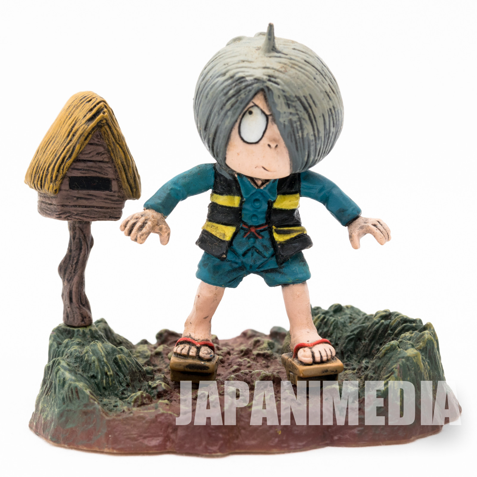Gegege no Kitaro Diorama Mini Figure Searching Yokai ver. JAPAN ANIME YOKAI