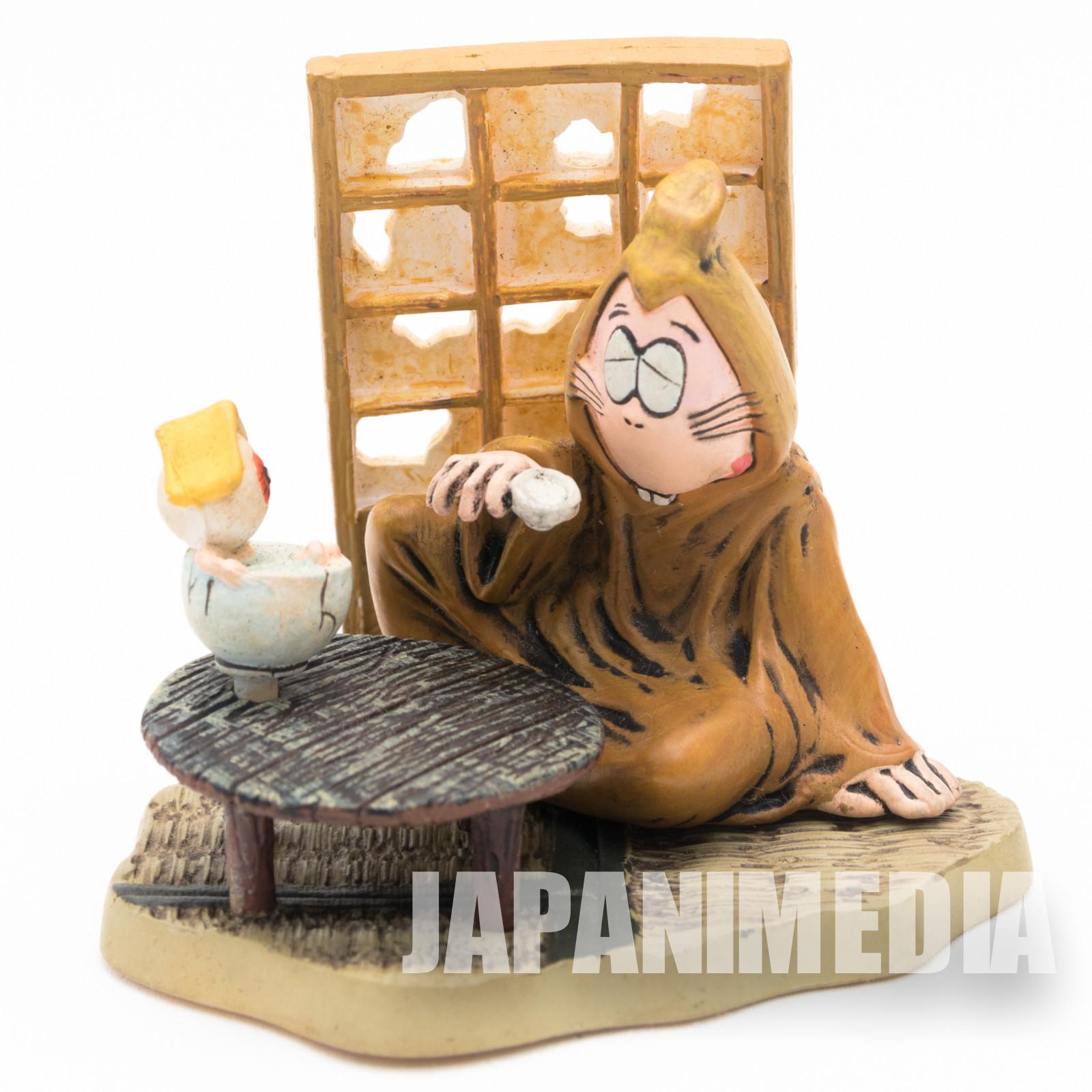Gegege no Kitaro Diorama Mini Figure Nezumi Otoko ver. JAPAN ANIME YOKAI