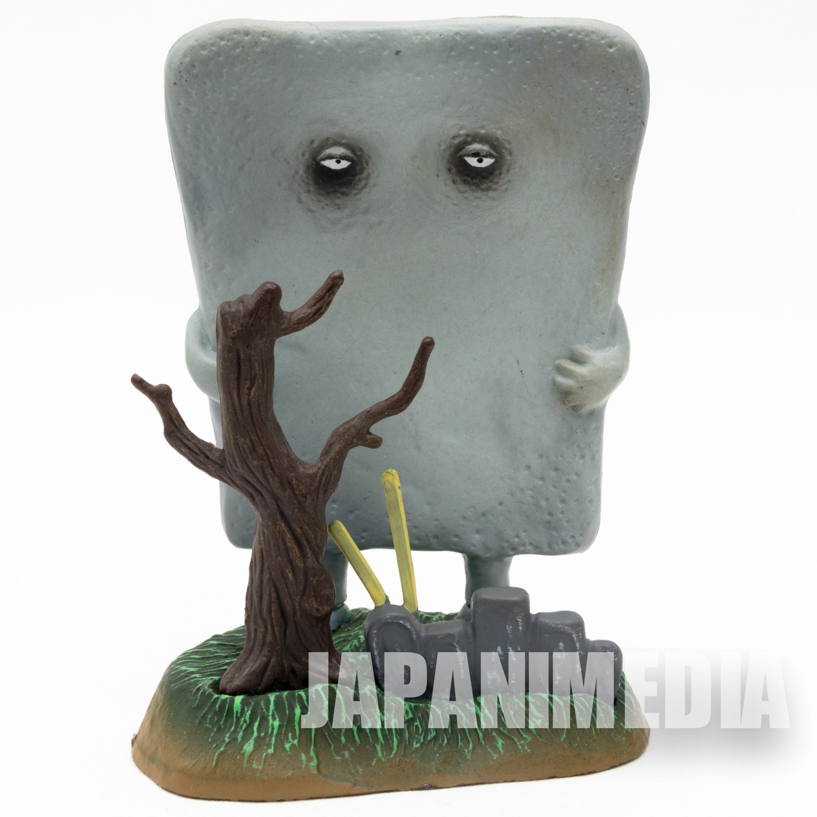 Gegege no Kitaro Diorama Mini Figure Nurikabe ver. JAPAN ANIME YOKAI