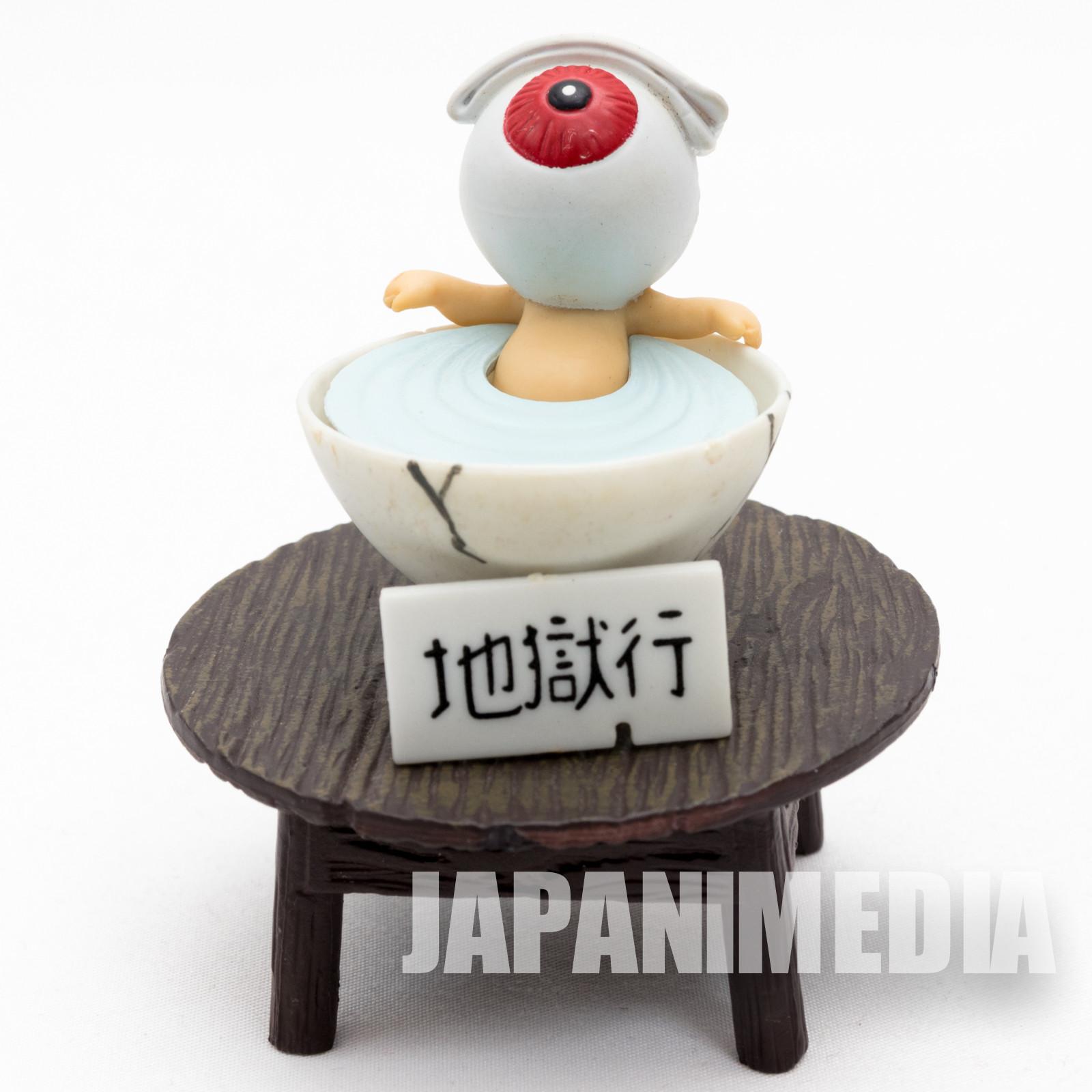 Gegege no Kitaro Diorama Mini Figure Medama Oyaji ver. JAPAN ANIME YOKAI