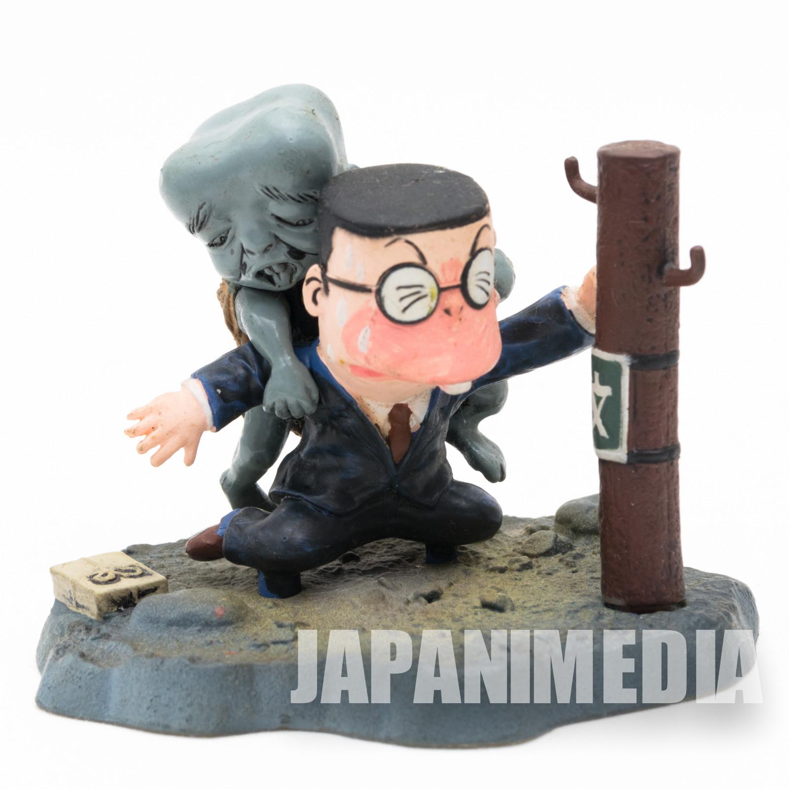 Gegege no Kitaro Diorama Mini Figure Konaki Jijii ver. JAPAN ANIME YOKAI