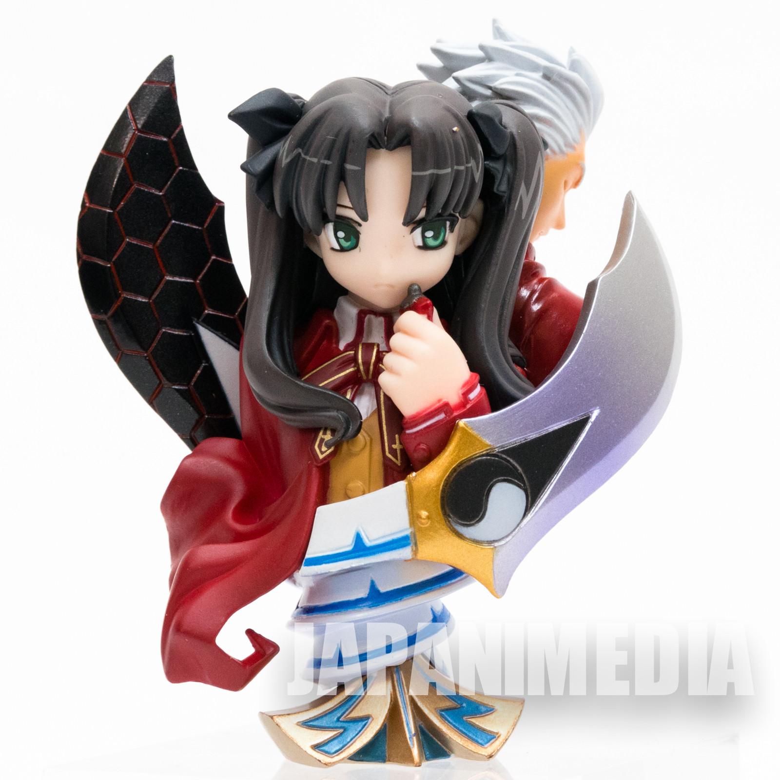 Fate/Stay Night Rin Tohsaka Archer Bust Figure JAPAN ANIME MANGA