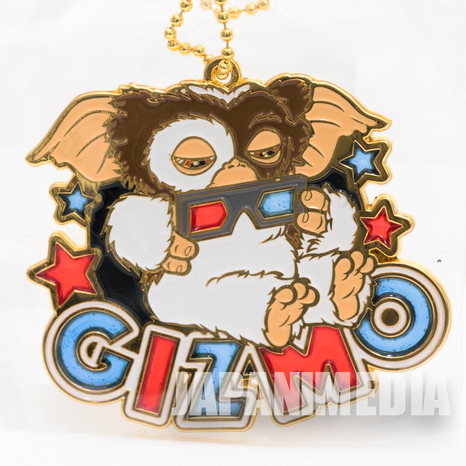 Gremlins Gizmo Metal Mascot Charm Ballchain #4 SK JAPAN