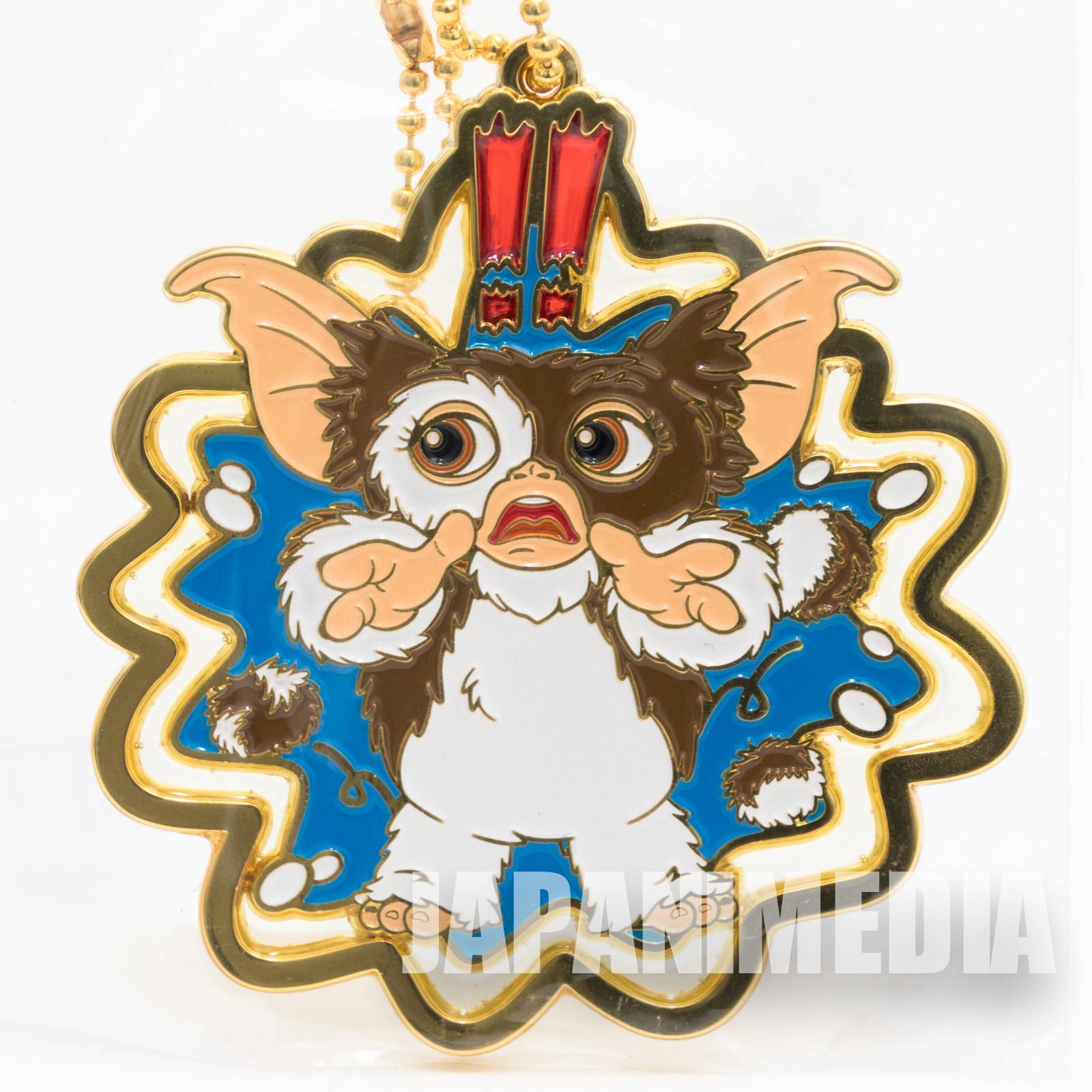 Gremlins Gizmo Metal Mascot Charm Ballchain #5 SK JAPAN