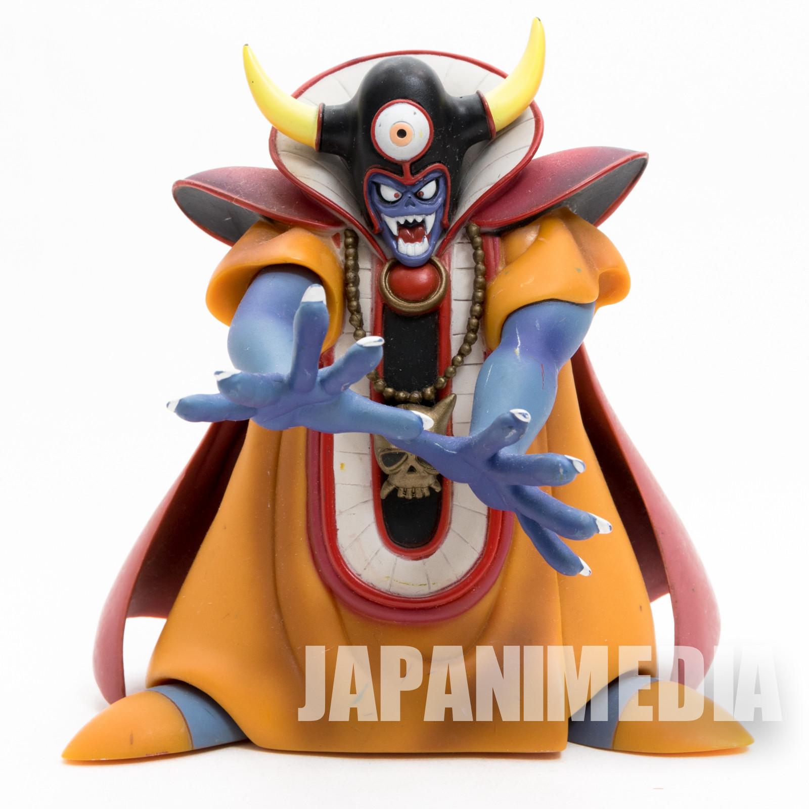 (JUNK) Dragon Quest Sofubi Monster 012 Zoma Figure Square Enix JAPAN WARRIOR