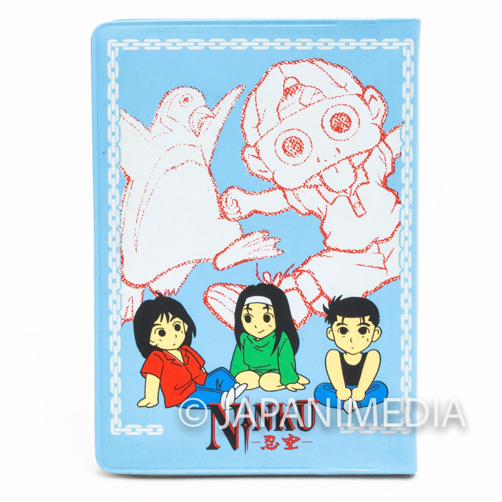 Ninku Fusuke Toji Aicho Pass Card Case Holder JAPAN ANIME SHONEN JUMP