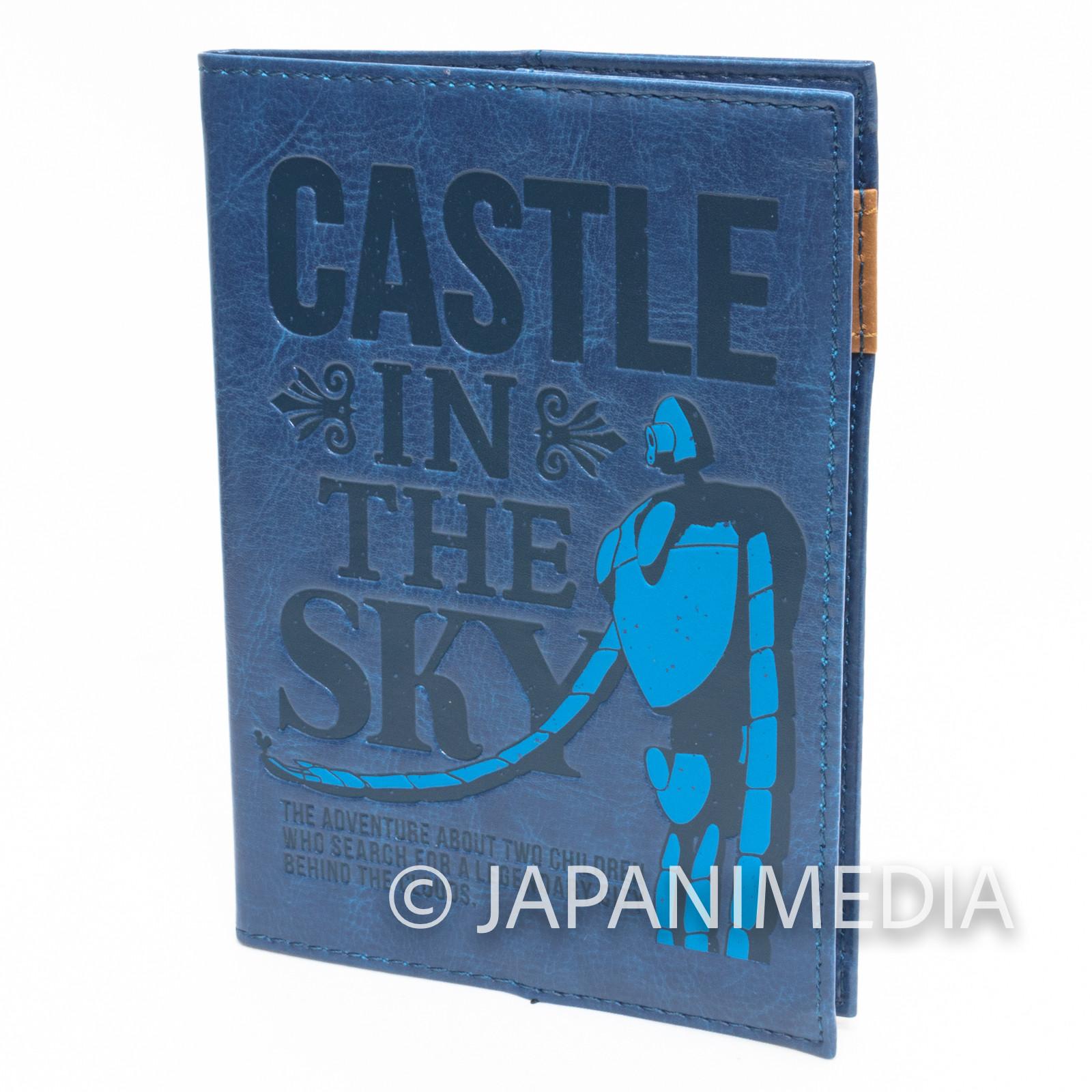 Laputa : Castle in the Sky Robot Soldier Schedule Notebook 2017 Ghibli JAPAN