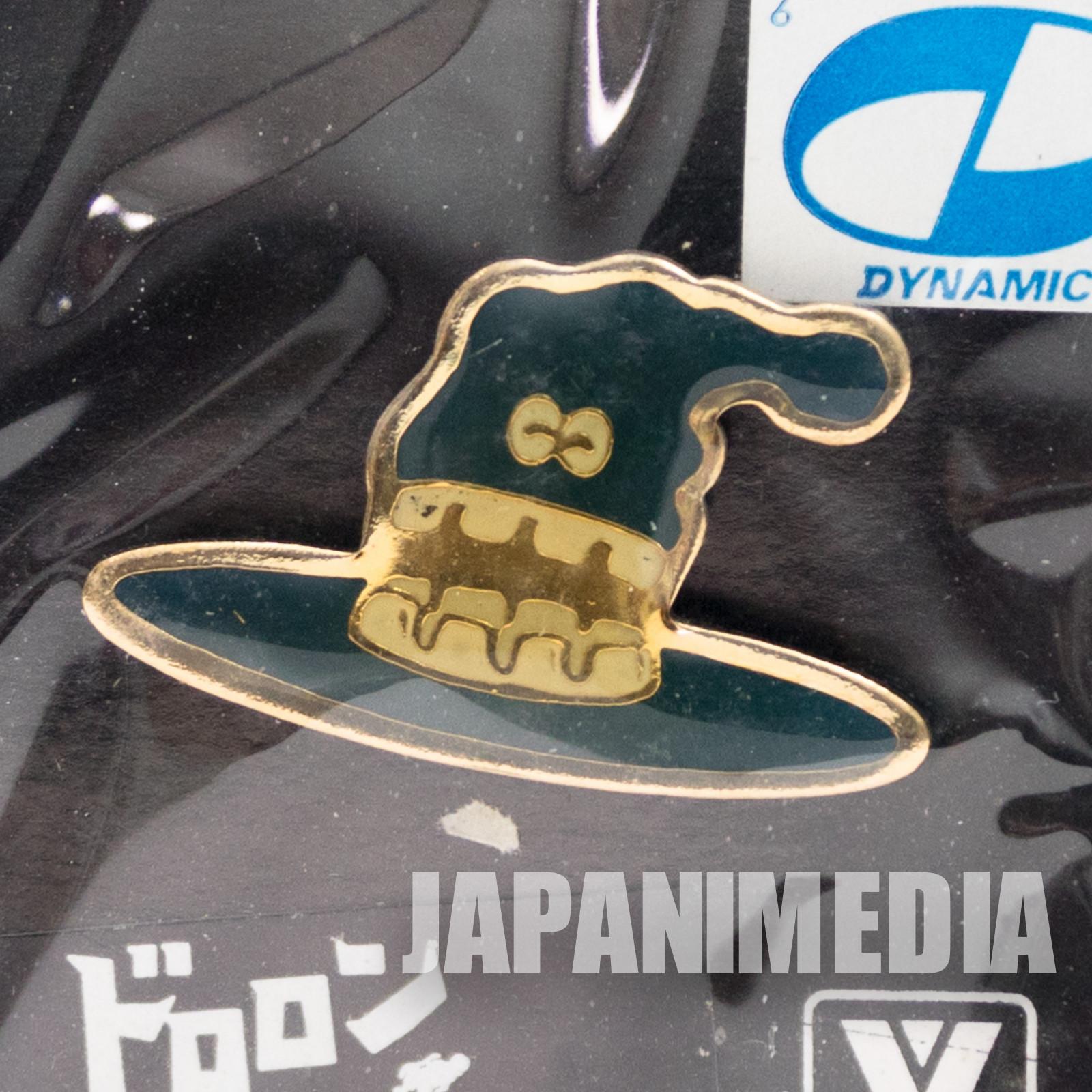 Dororon Enma-kun Hat Metal Pins Nagai Go JAPAN ANIME MANGA