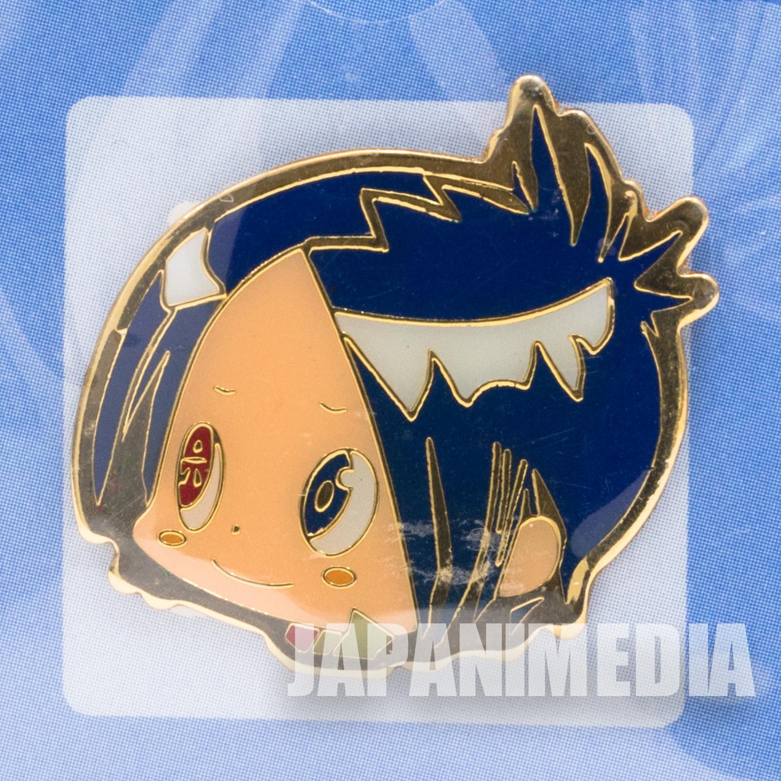 Katekyo Hitman REBORN! Mukuro Rokudo Metal Pins JAPAN ANIME WEEKLY JUMP