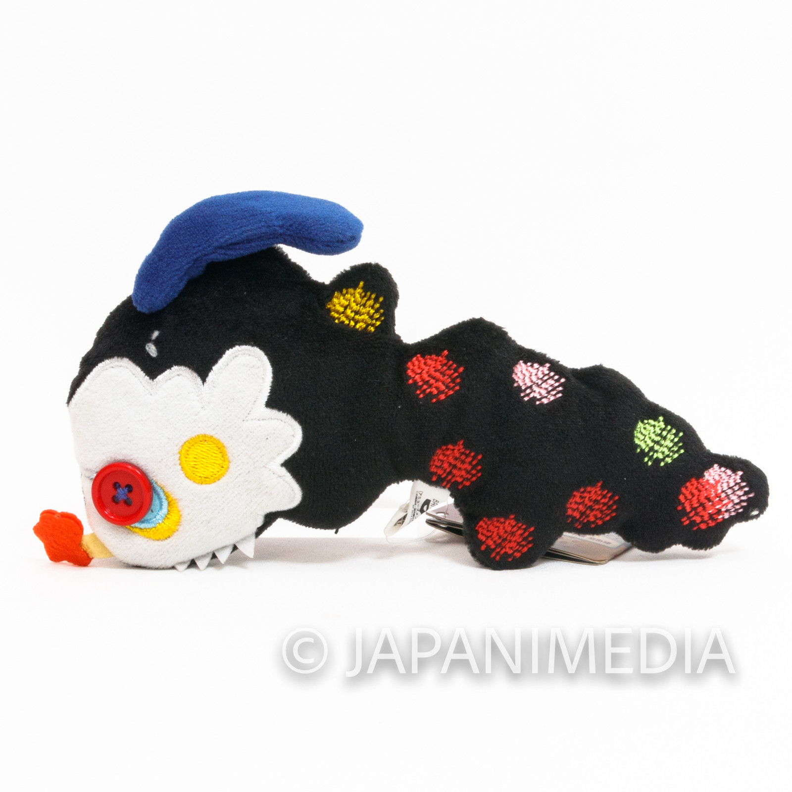Puella Magi Madoka Magica Charlotte Witch Plush Doll Ballchain JAPAN ANIME