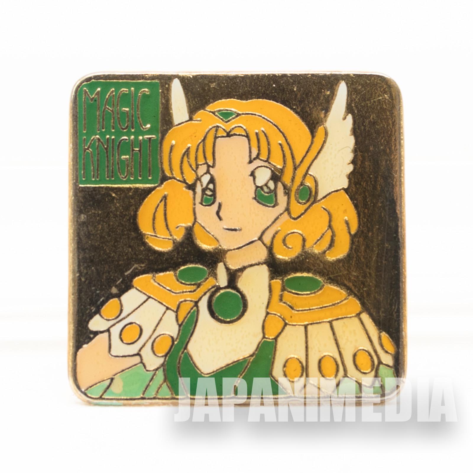 Magic Knight Rayearth Metal Pins Badge Fuu Hououji JAPAN ANIME MANGA 4