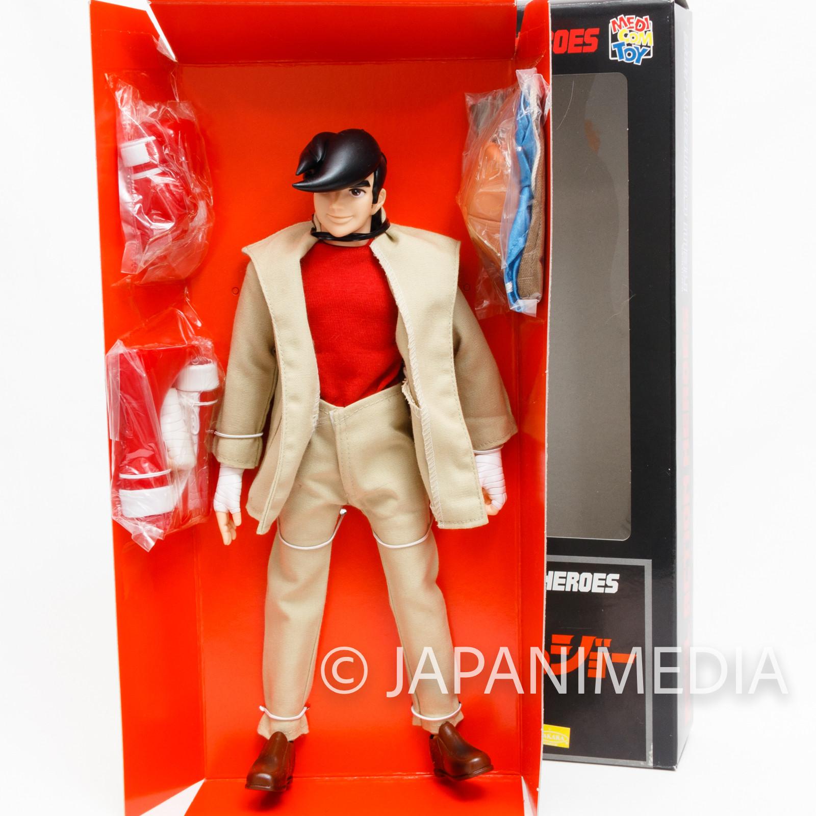 Ashita no Joe Yabuki Joe Real Action Heroes RAH Figure Medicom Toy JAPAN